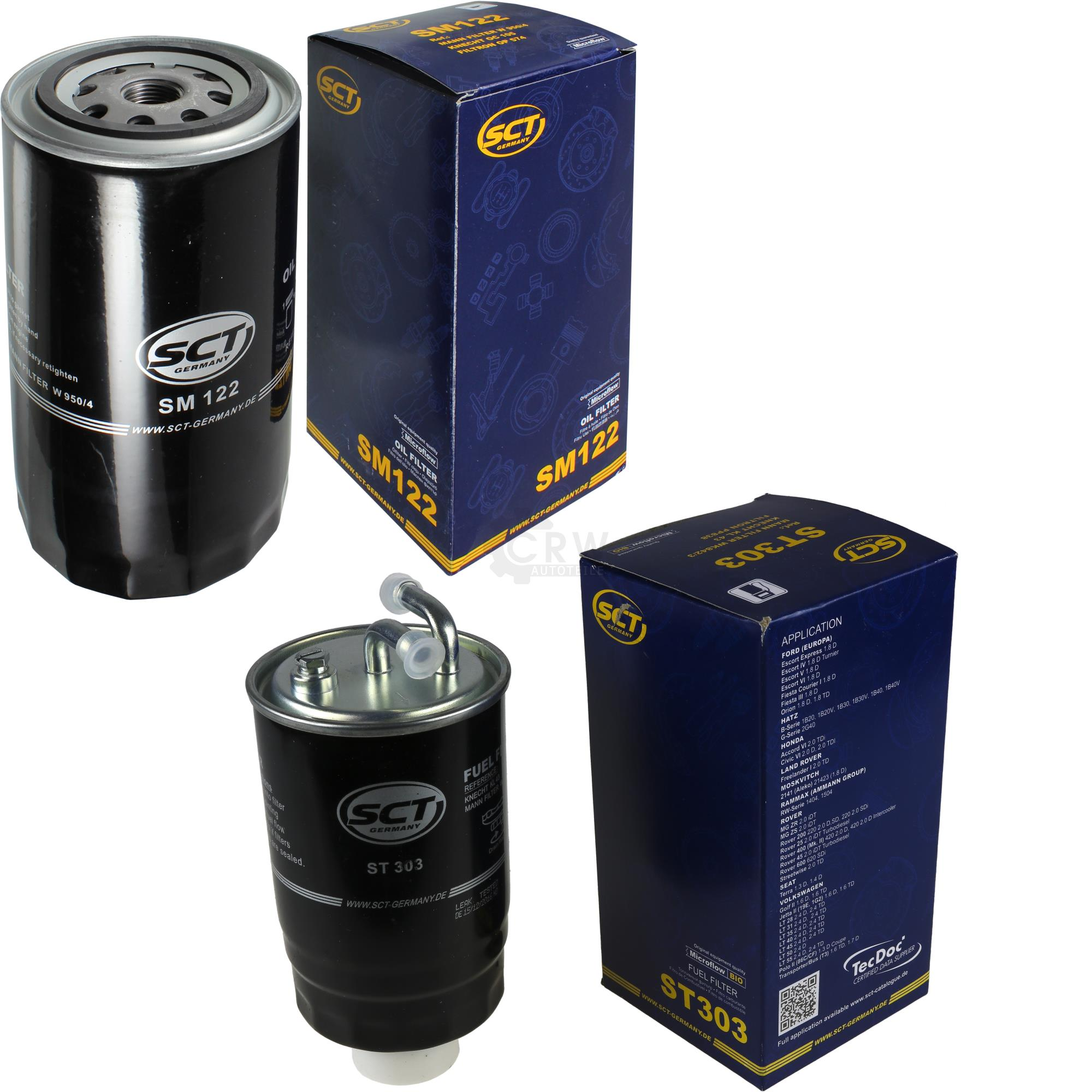 Inspektionspaket Service Kit Filtersatz VW LT 28-35 I Kasten 281-363 Bus 291-512
