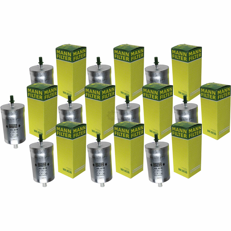 Homme-Filtre wk8036 Carburant Filtre pour SEAT