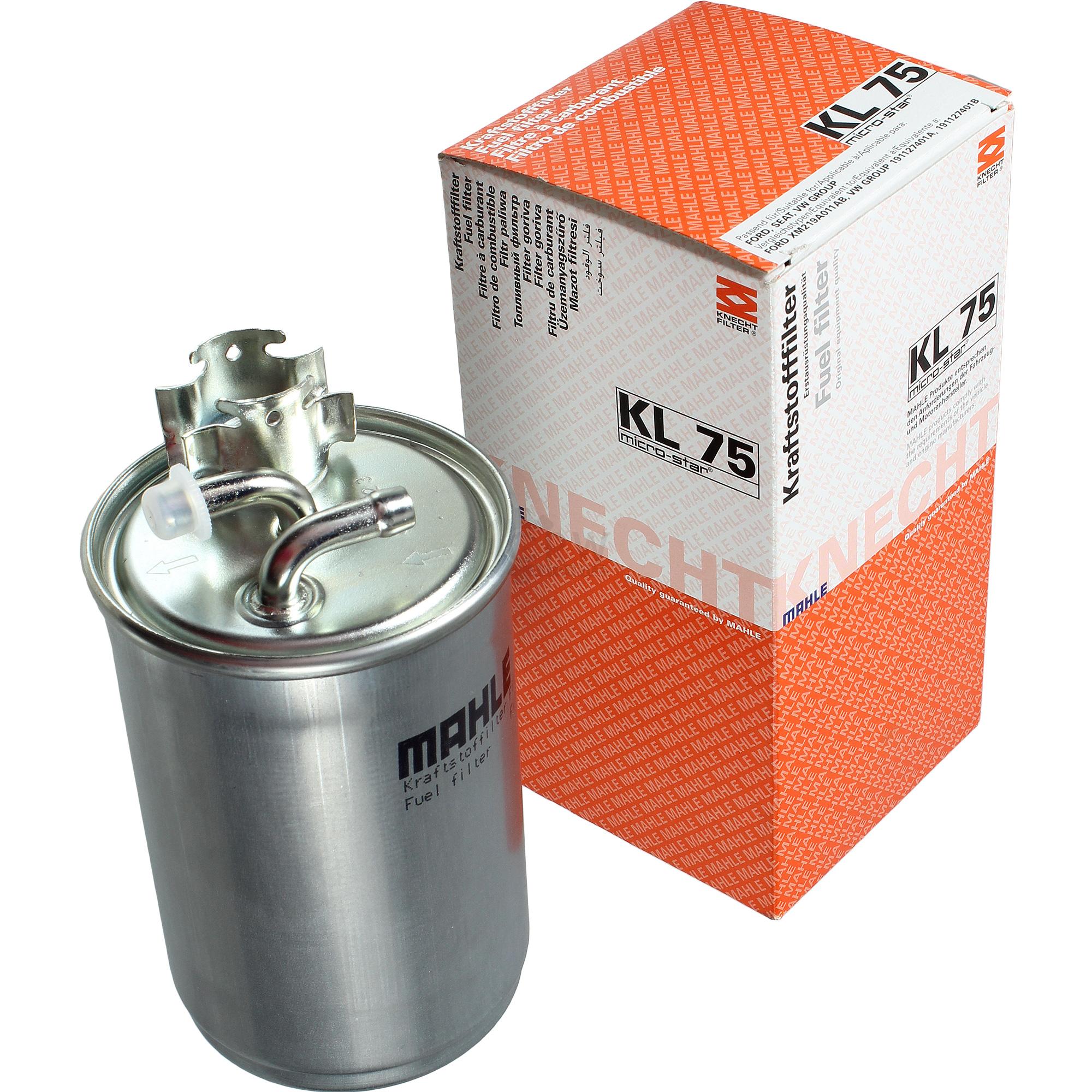 Mahle Knecht Filter KL788 Kraftstofffilter