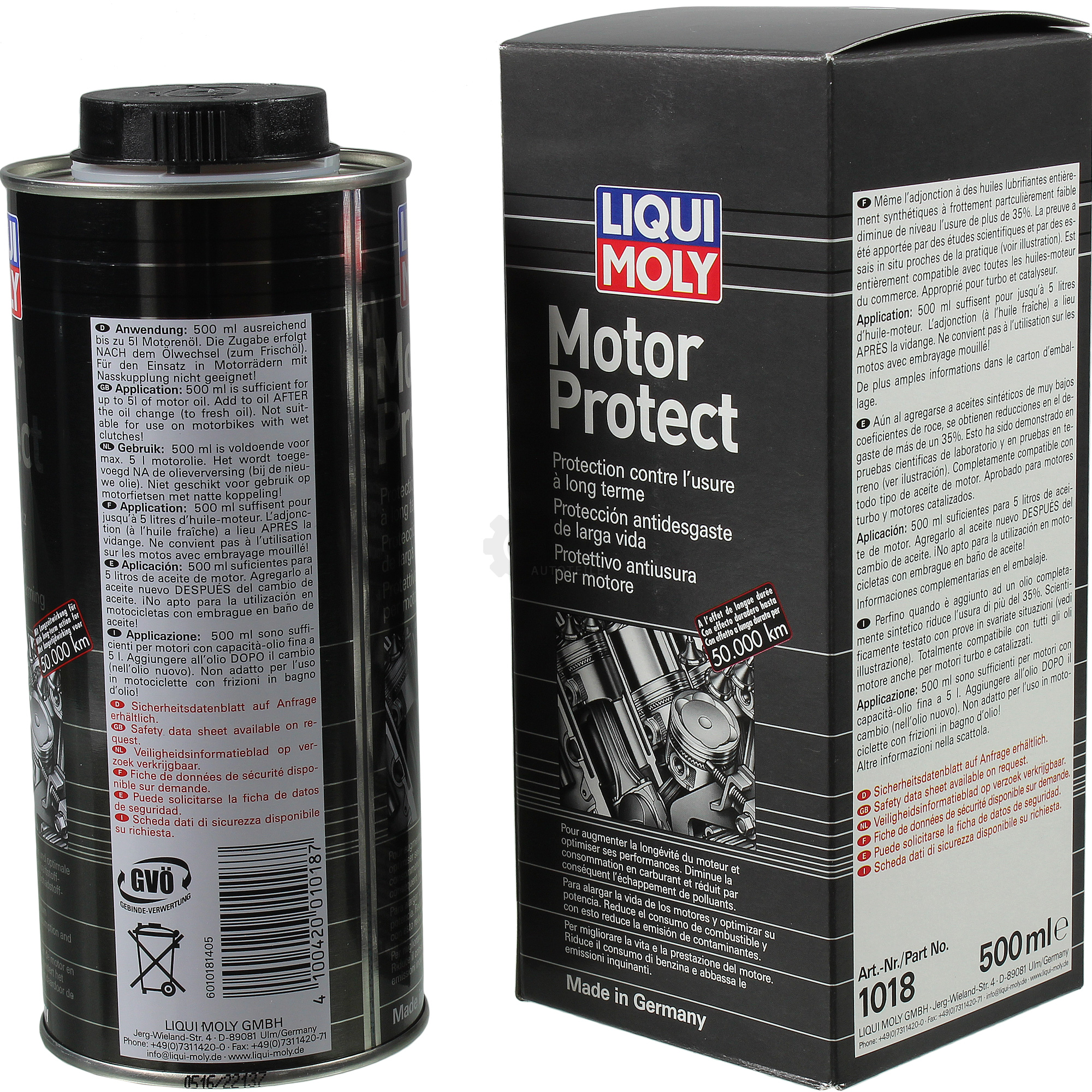 liqui moly ventil sauber motorclean motorprotect ebay. Black Bedroom Furniture Sets. Home Design Ideas