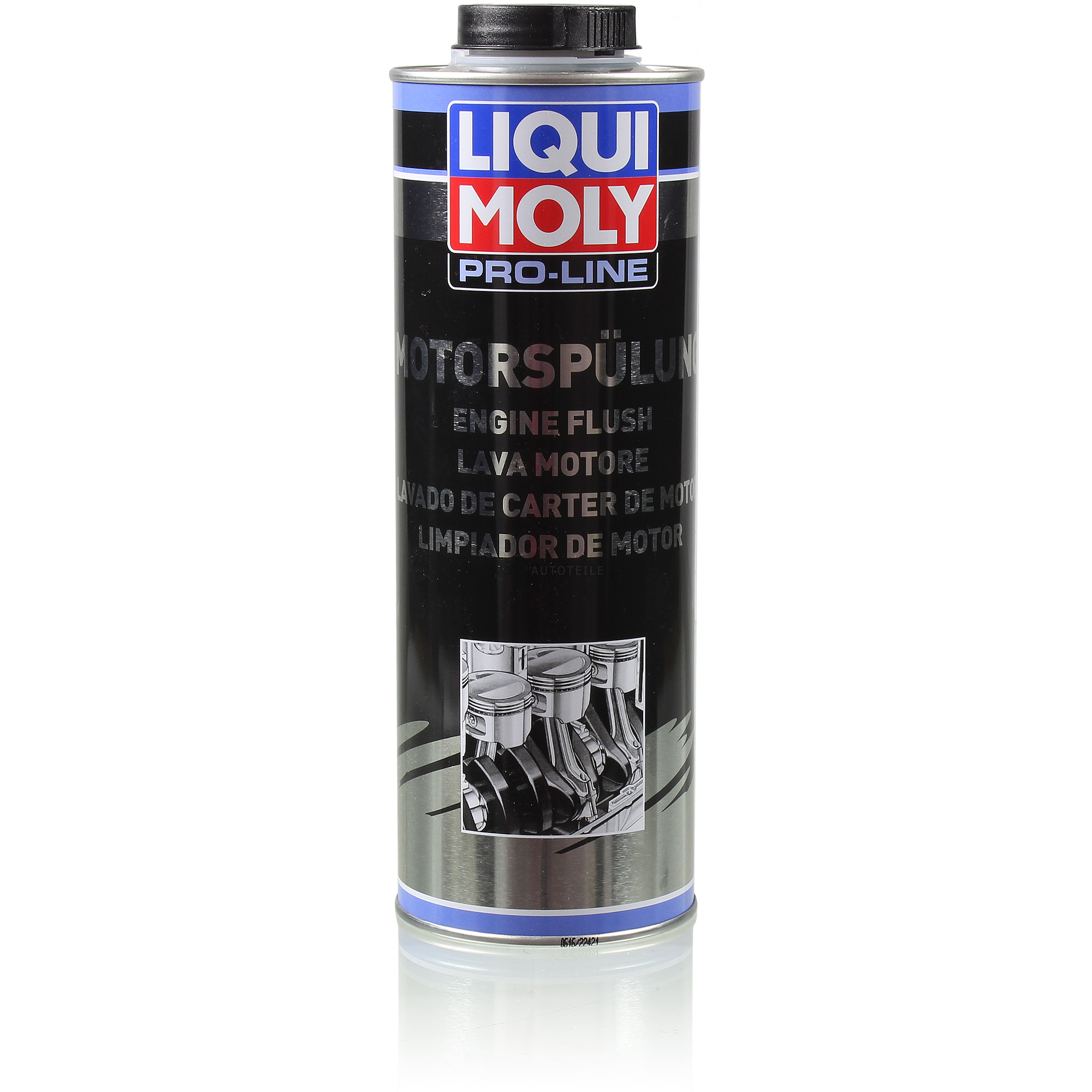 original liqui moly 2425 1x1 liter dose pro line. Black Bedroom Furniture Sets. Home Design Ideas