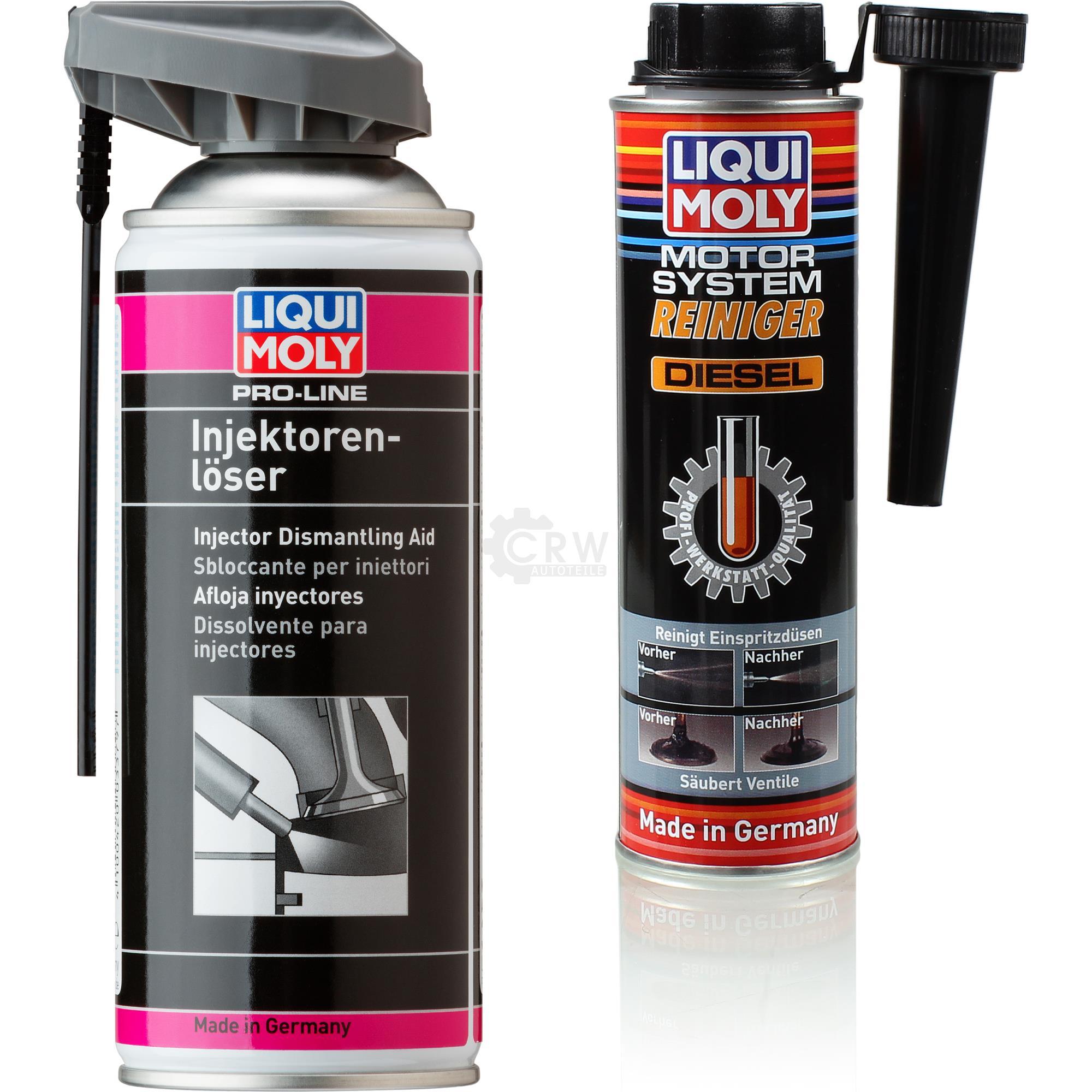 liqui moly set pro line injektorenl ser und motor system. Black Bedroom Furniture Sets. Home Design Ideas
