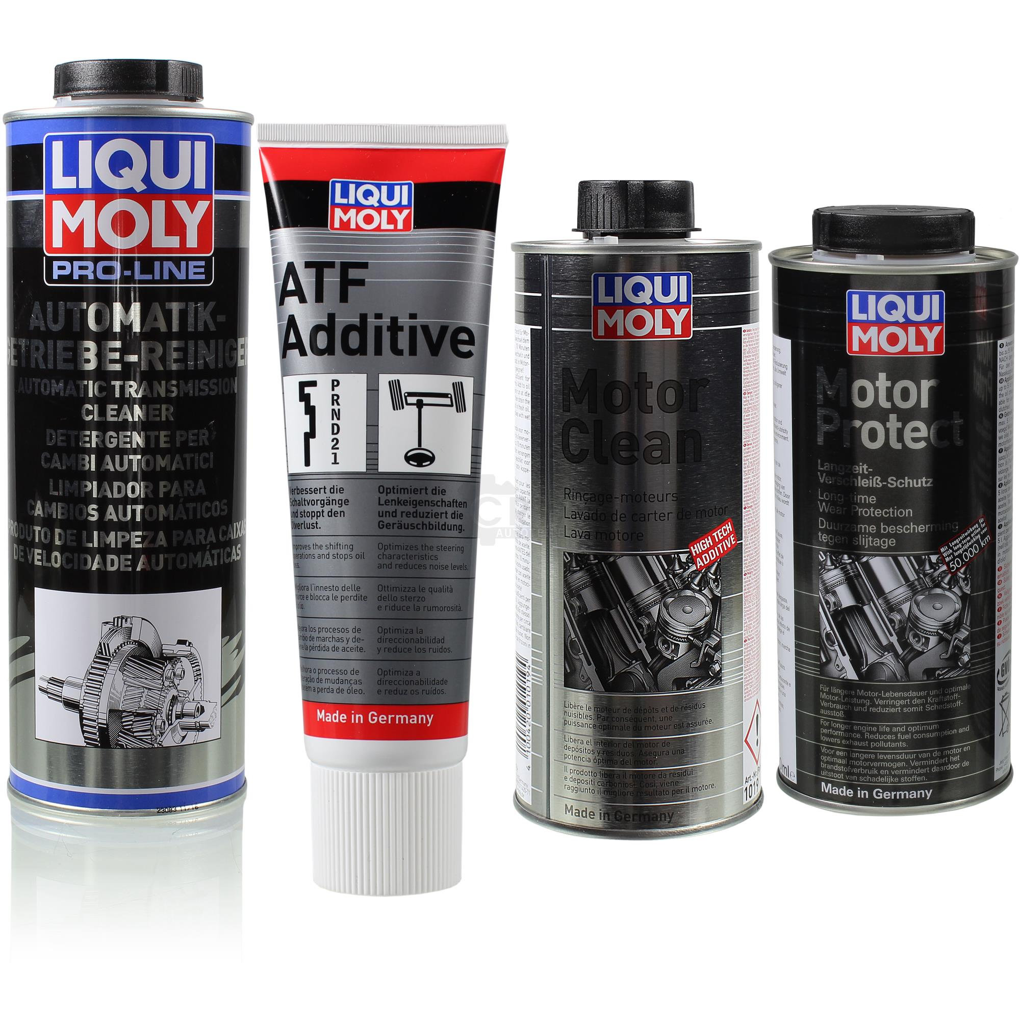 original liqui moly pro line automatikgetriebeset. Black Bedroom Furniture Sets. Home Design Ideas