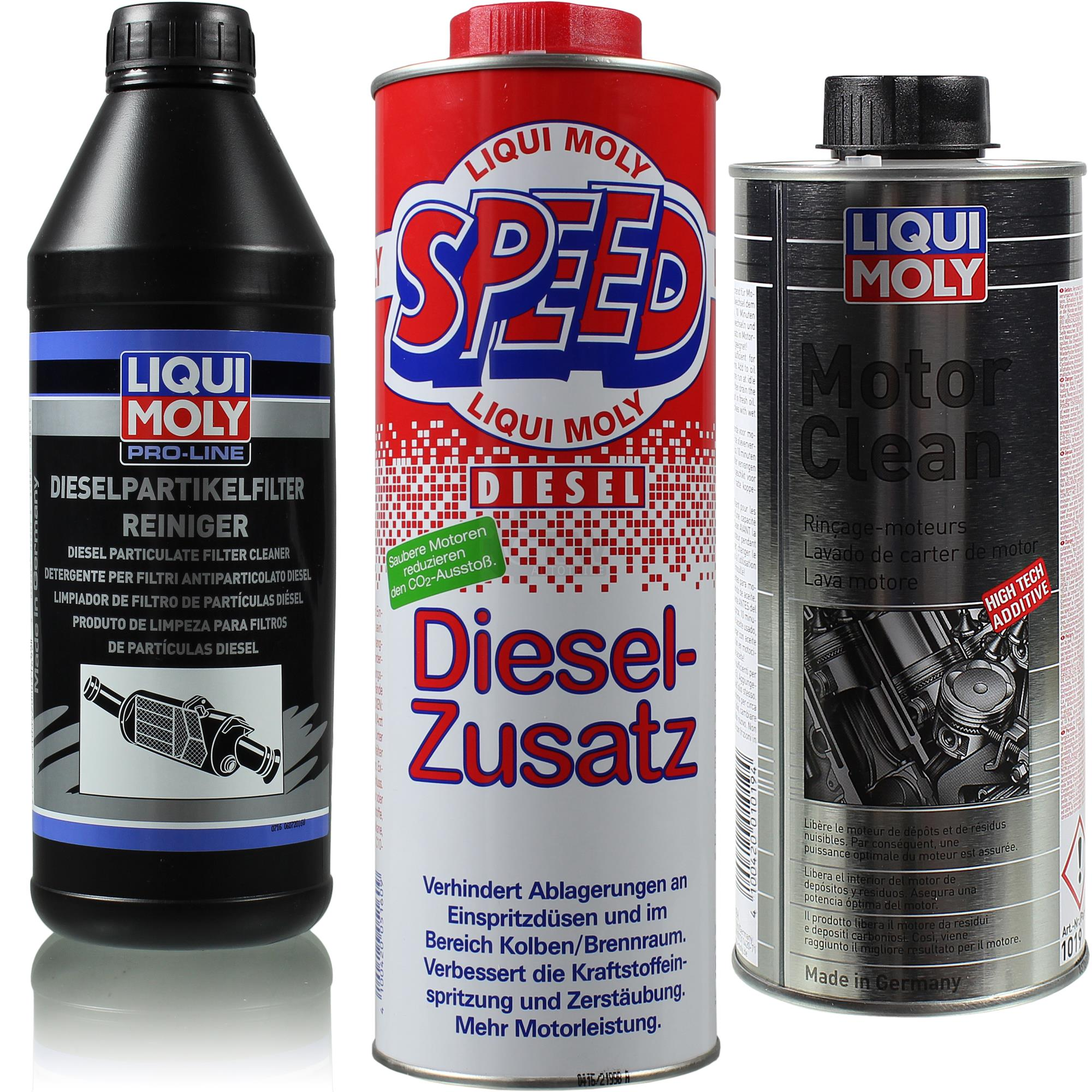 liqui moly pro line dieselpartikelfilter reiniger speed. Black Bedroom Furniture Sets. Home Design Ideas