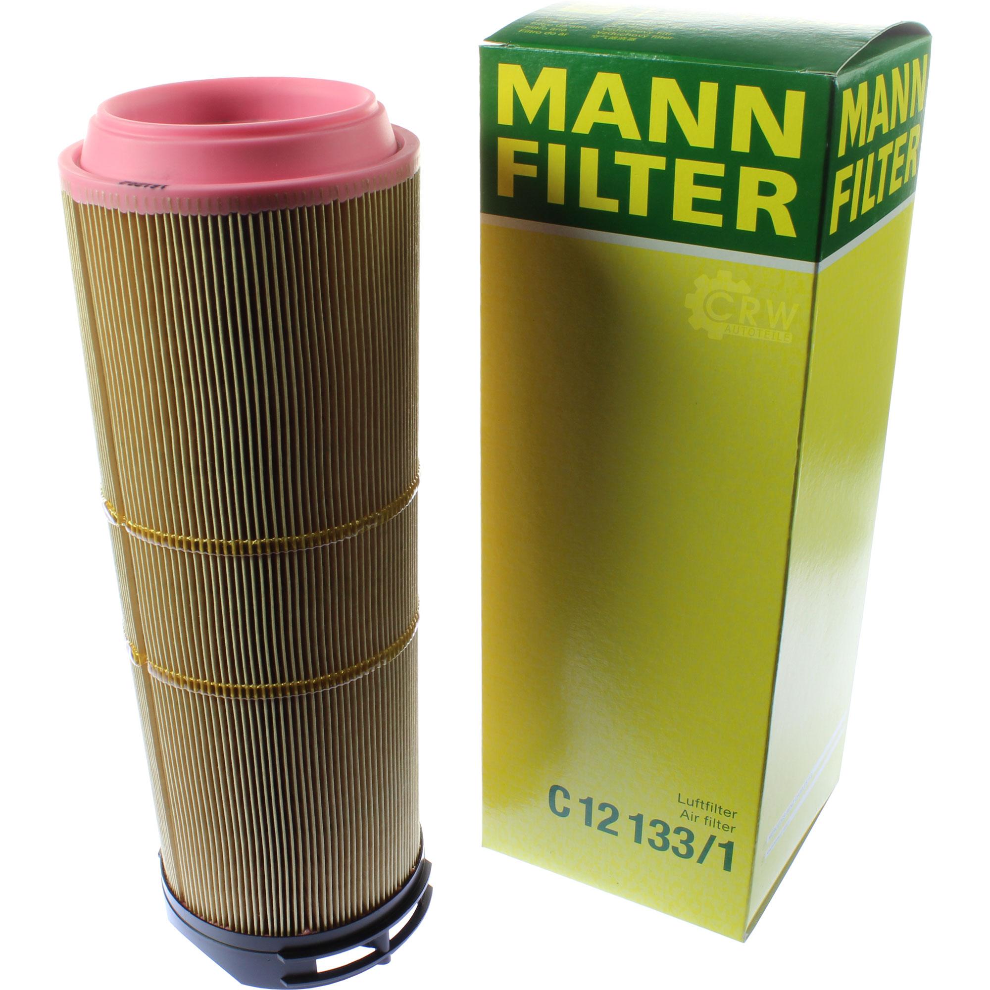MANNOL-7-L-Energy-Premium-5W-30-MANN-FILTER-Mercedes-C-Klasse-W204-C-220-CDI Indexbild 5