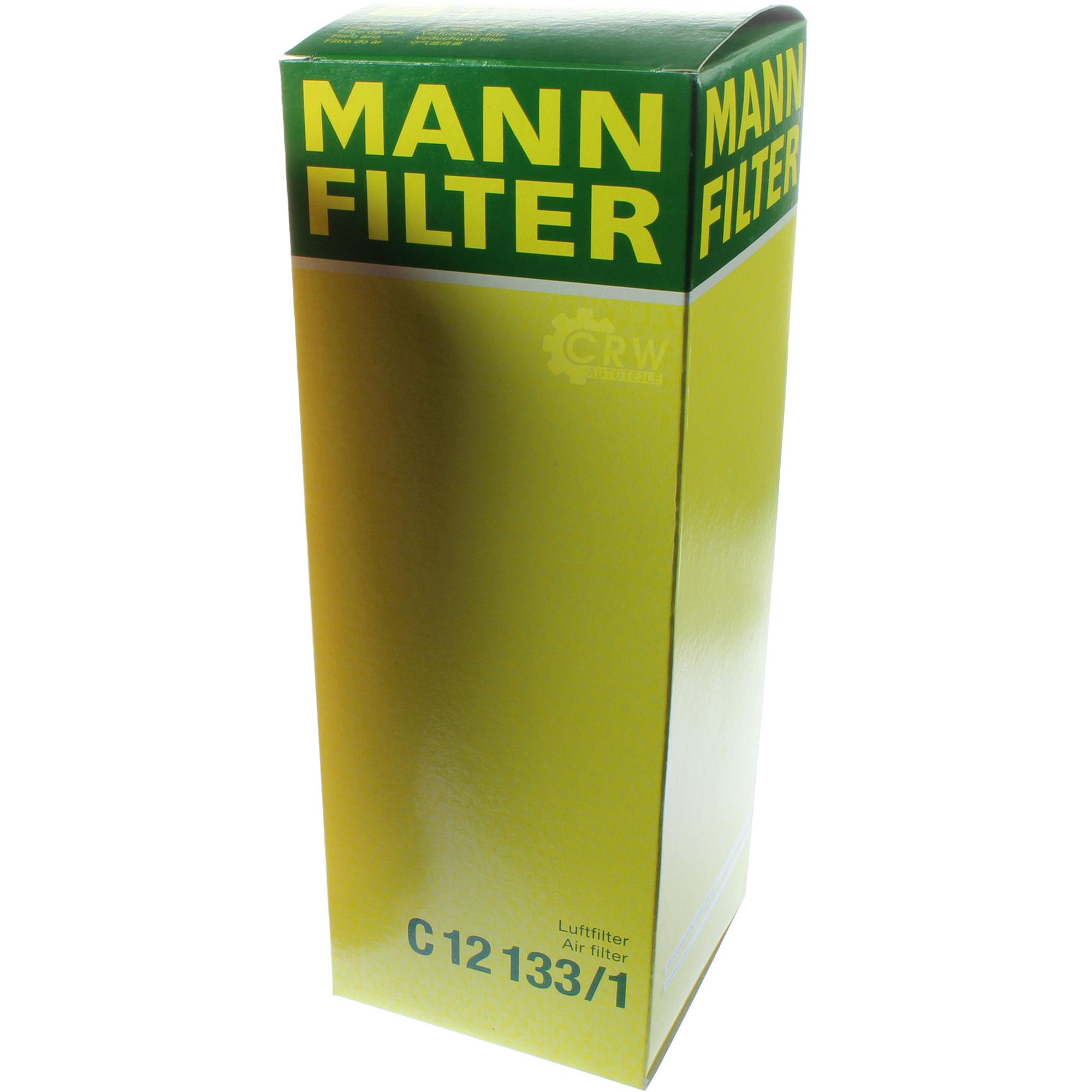 MANNOL-7-L-Energy-Premium-5W-30-MANN-FILTER-Mercedes-C-Klasse-W204-C-220-CDI Indexbild 9