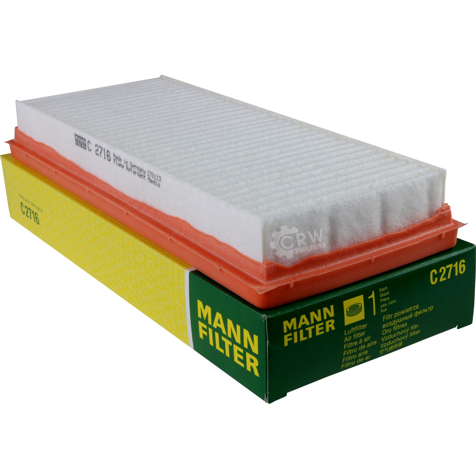 Inspektionspaket-5L-Mercedes-Ol-229-51-5W30-MANN-Filterpaket-11104094 Indexbild 4