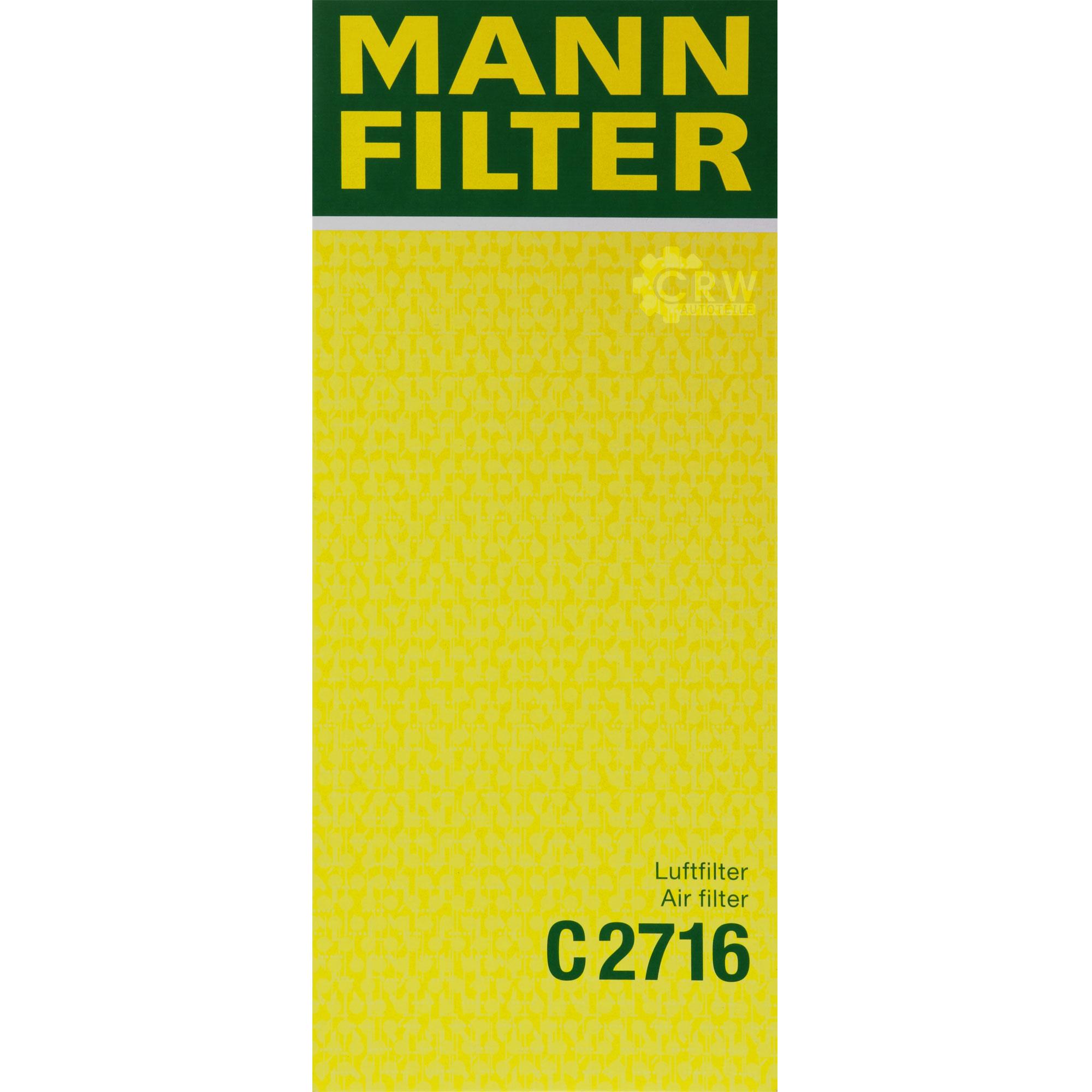 Inspektionspaket-5L-Mercedes-Ol-229-51-5W30-MANN-Filterpaket-11104094 Indexbild 8