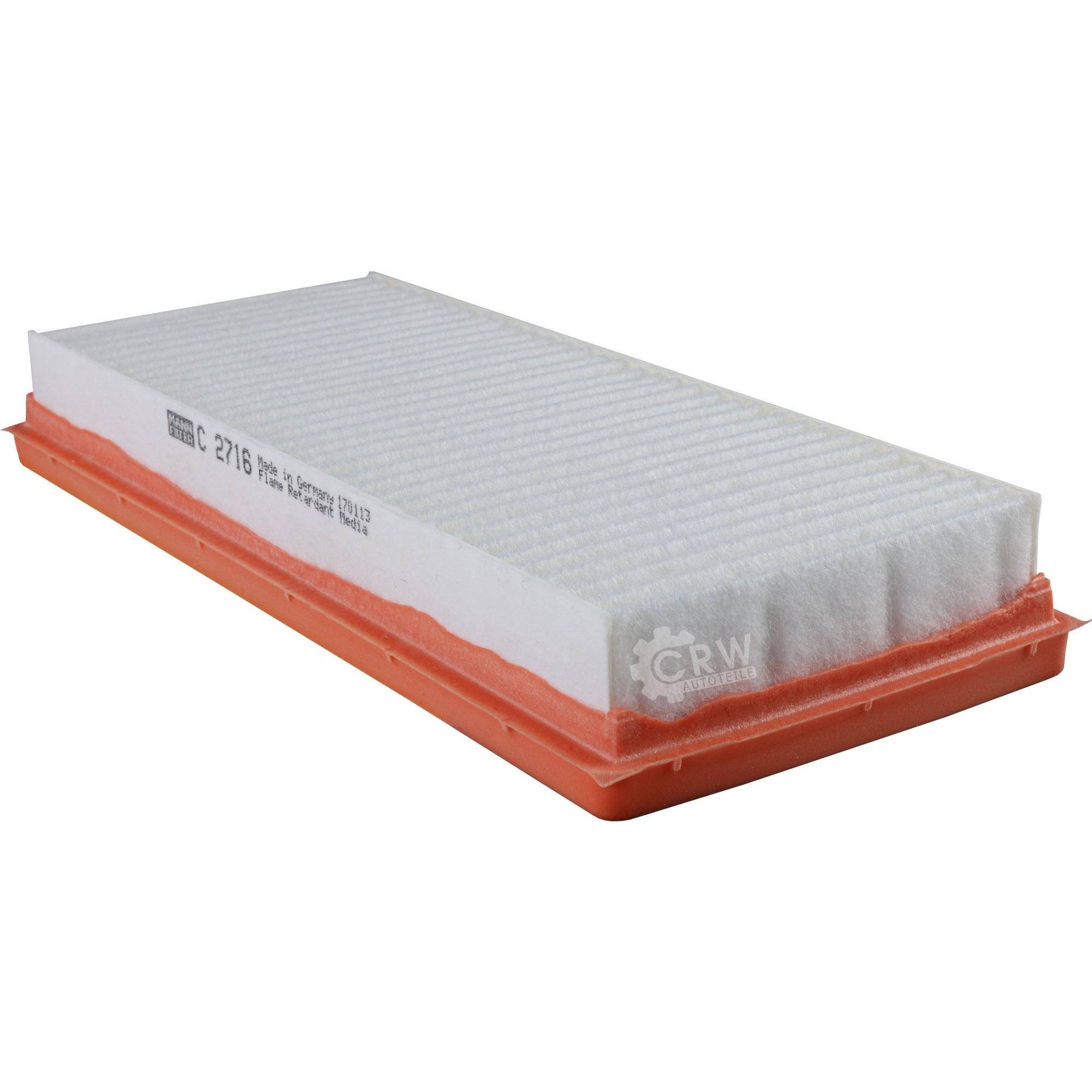 Inspektionspaket-5L-Mercedes-Ol-229-51-5W30-MANN-Filterpaket-11104094 Indexbild 11