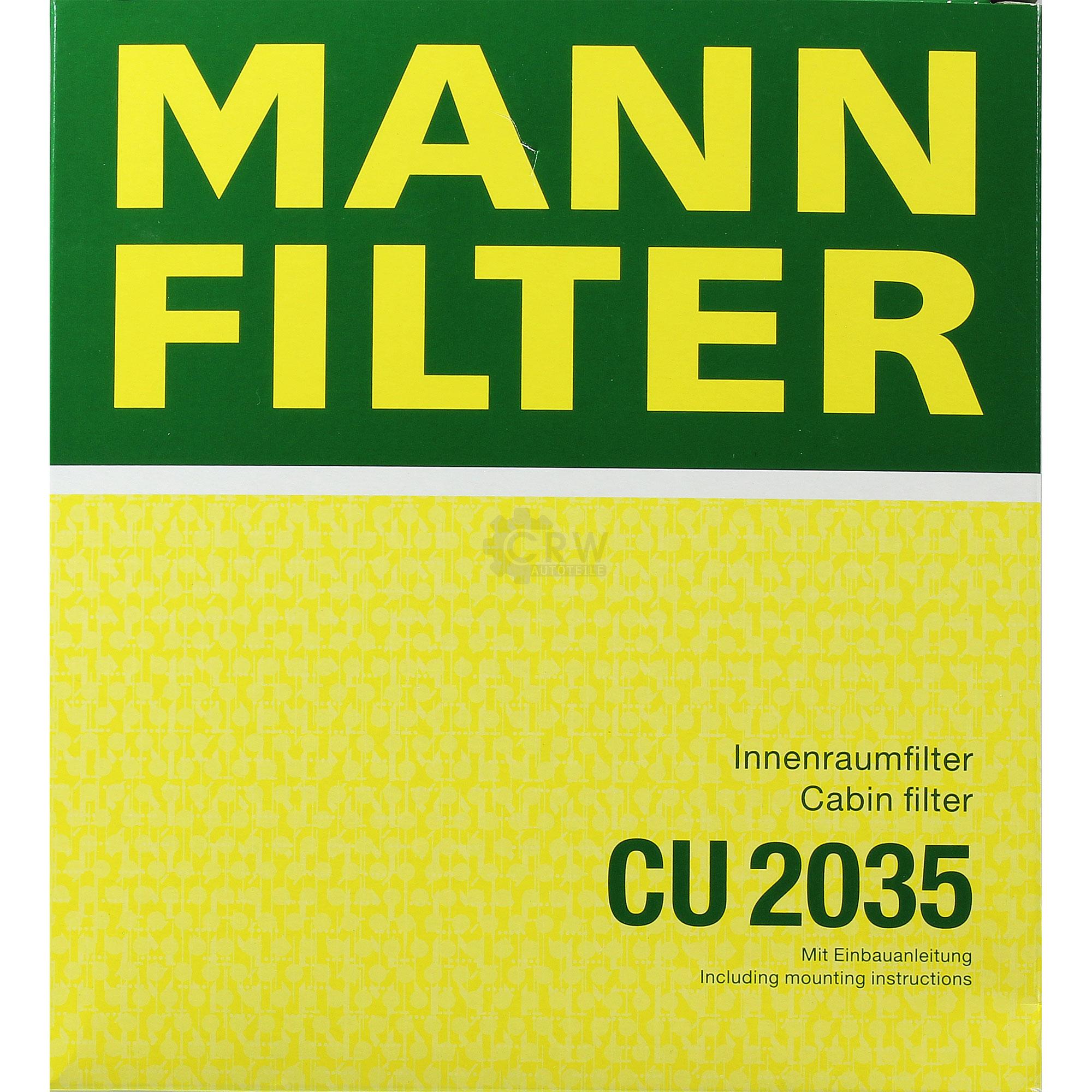 MANNOL-6L-Energy-Premium-MANN-FILTER-fuer-Toyota-Avensis-Kombi-T25-2-2-D-CAT Indexbild 8