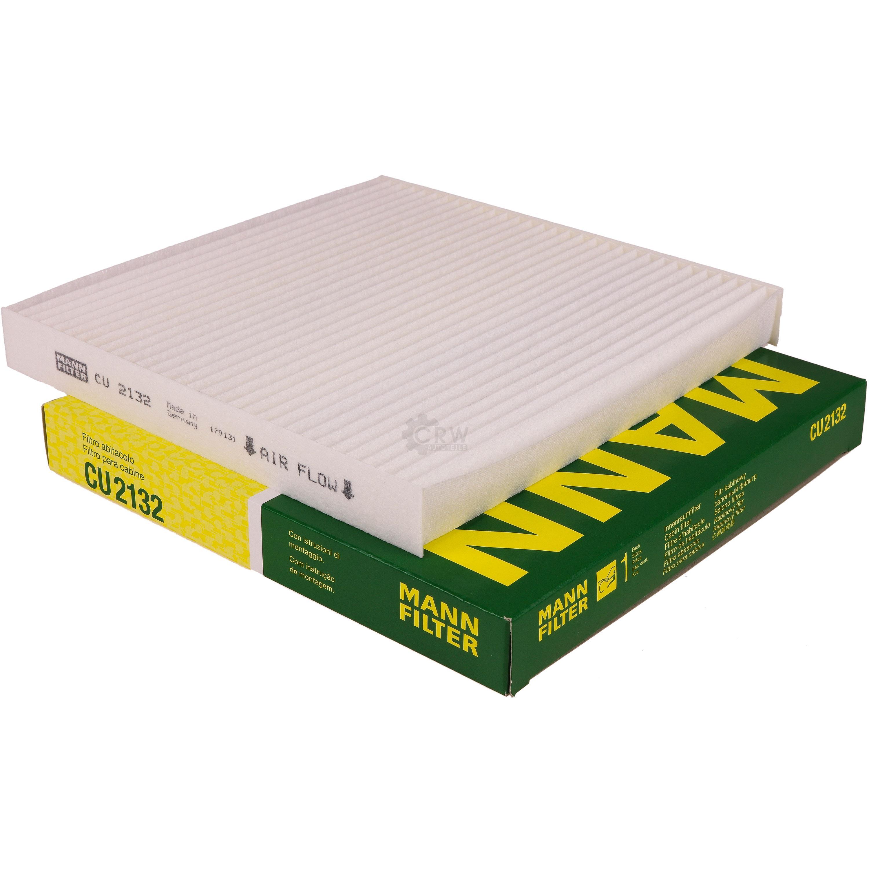 Inspektionspaket-5L-Mercedes-Ol-229-51-5W30-MANN-Filterpaket-11104094 Indexbild 2