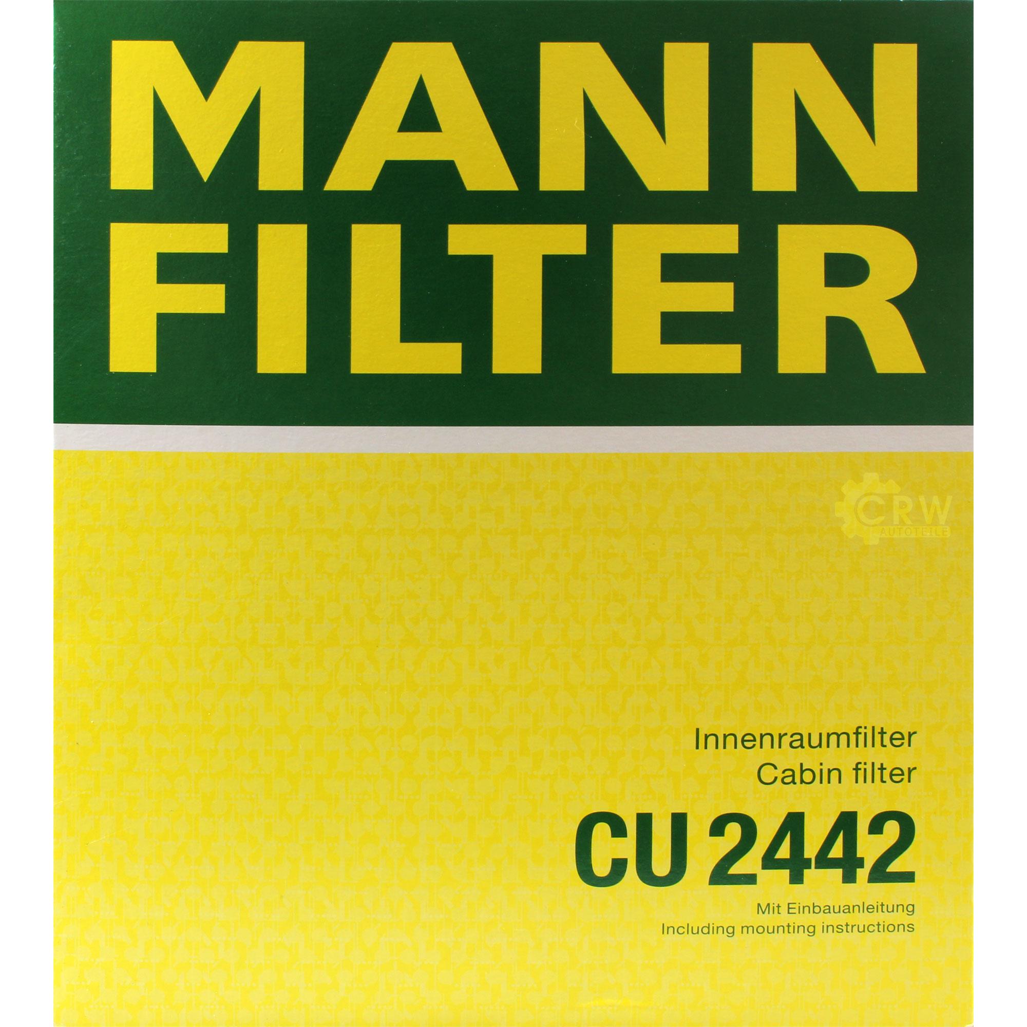 MANNOL-5L-Energy-Premium-5W-30-MANN-FILTER-Filterpaket-Opel-Astra-J-W13-2-0-CDTi Indexbild 12