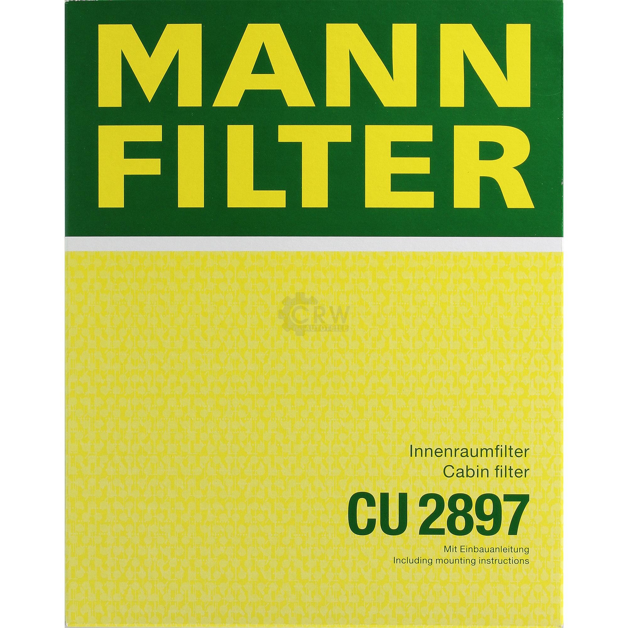 Motor-Ol-6L-MANNOL-Classic-10W-40-MANN-FILTER-Mercedes-Benz-C-Klasse-W202 Indexbild 9