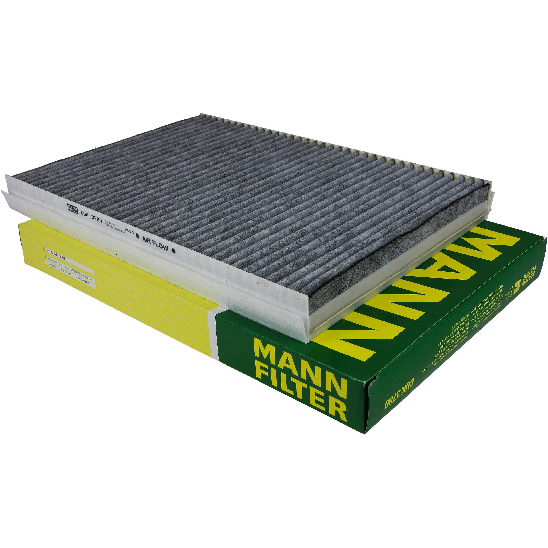 Inspektionspaket-5L-Mercedes-Ol-229-51-5W30-MANN-Filterpaket-11104090 Indexbild 2