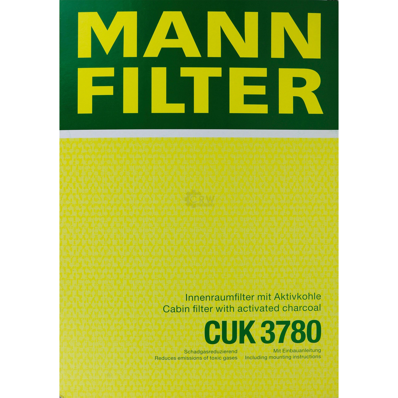 Inspektionspaket-5L-Mercedes-Ol-229-51-5W30-MANN-Filterpaket-11104090 Indexbild 8