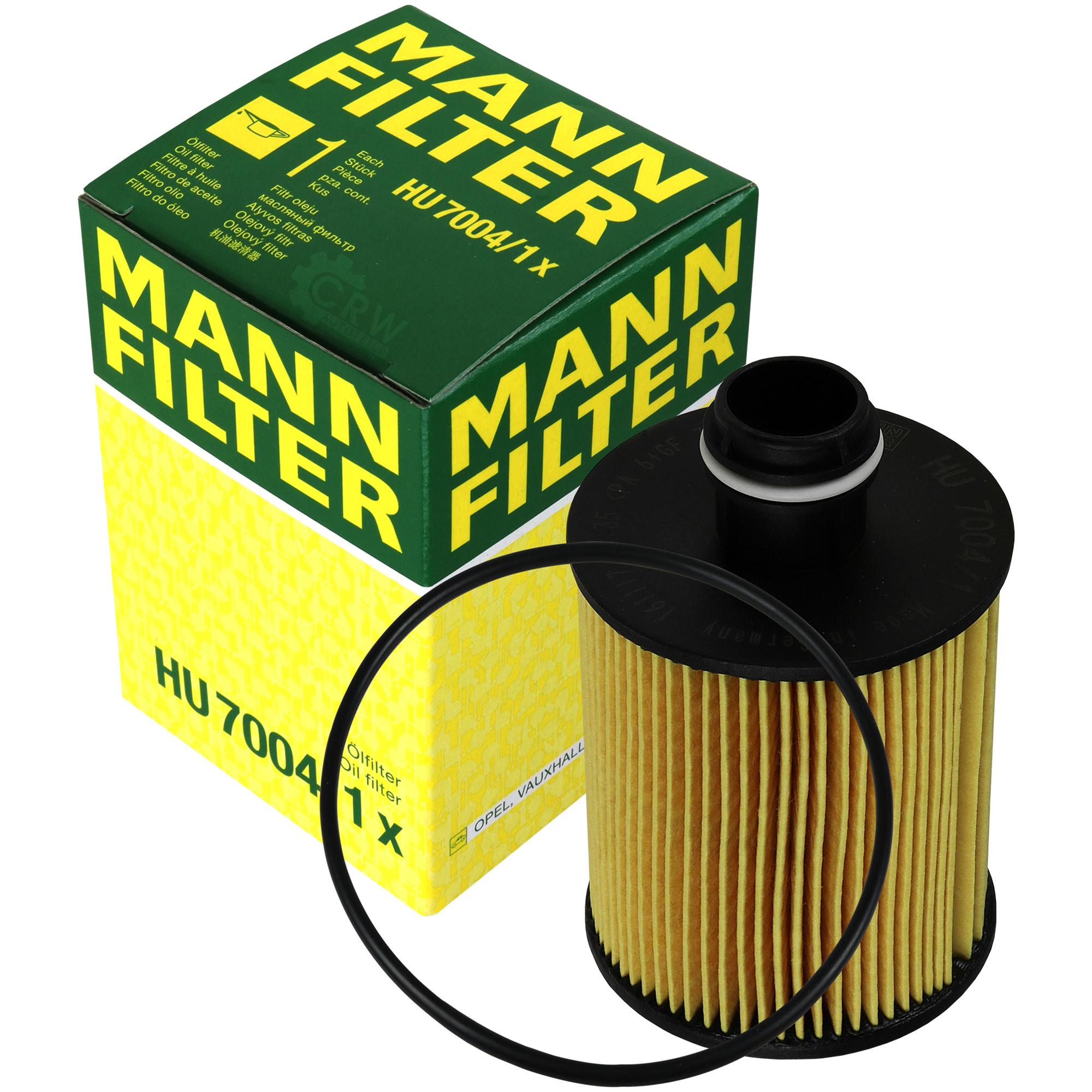 MANNOL-5L-Energy-Premium-5W-30-MANN-FILTER-Filterpaket-Opel-Astra-J-W13-2-0-CDTi Indexbild 3
