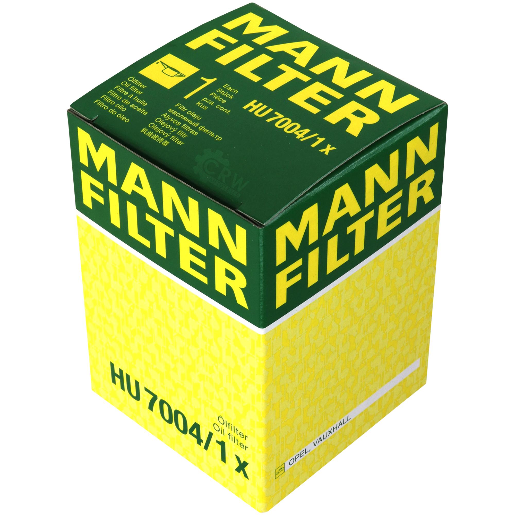 MANNOL-5L-Energy-Premium-5W-30-MANN-FILTER-Filterpaket-Opel-Astra-J-W13-2-0-CDTi Indexbild 8