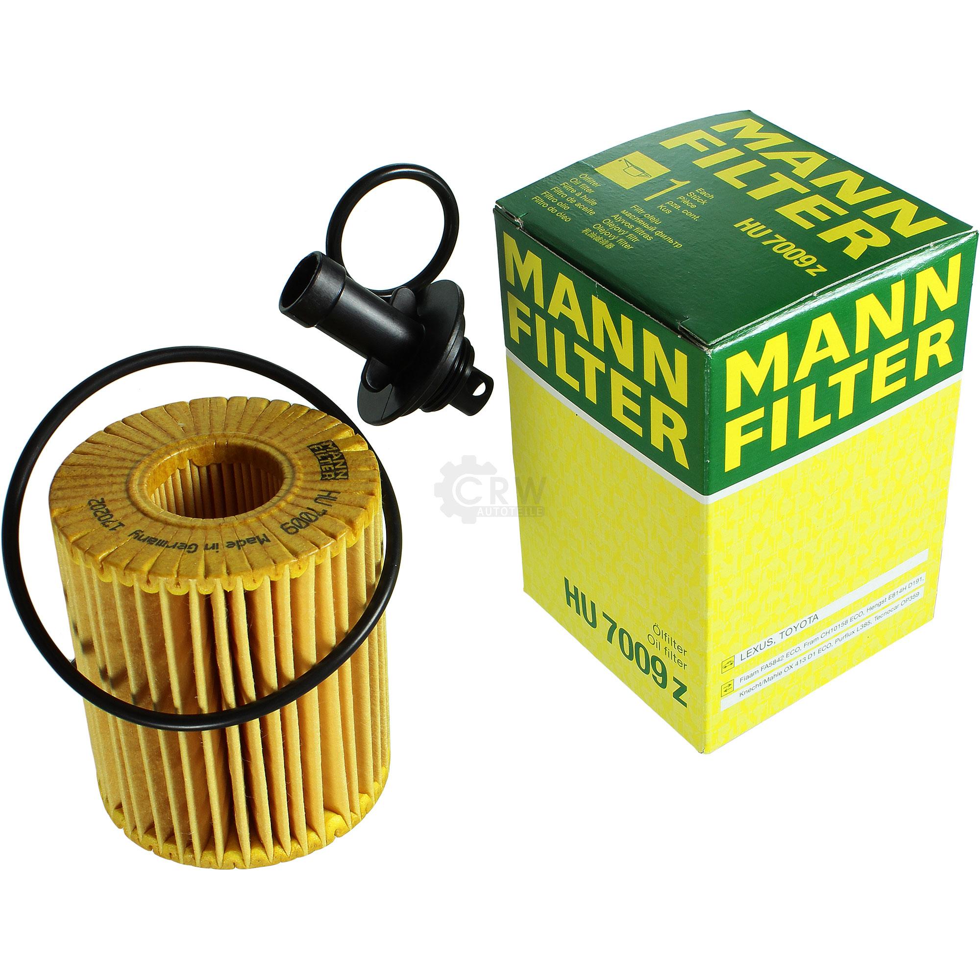 MANNOL-6L-Energy-Premium-MANN-FILTER-fuer-Toyota-Avensis-Kombi-T25-2-2-D-CAT Indexbild 4