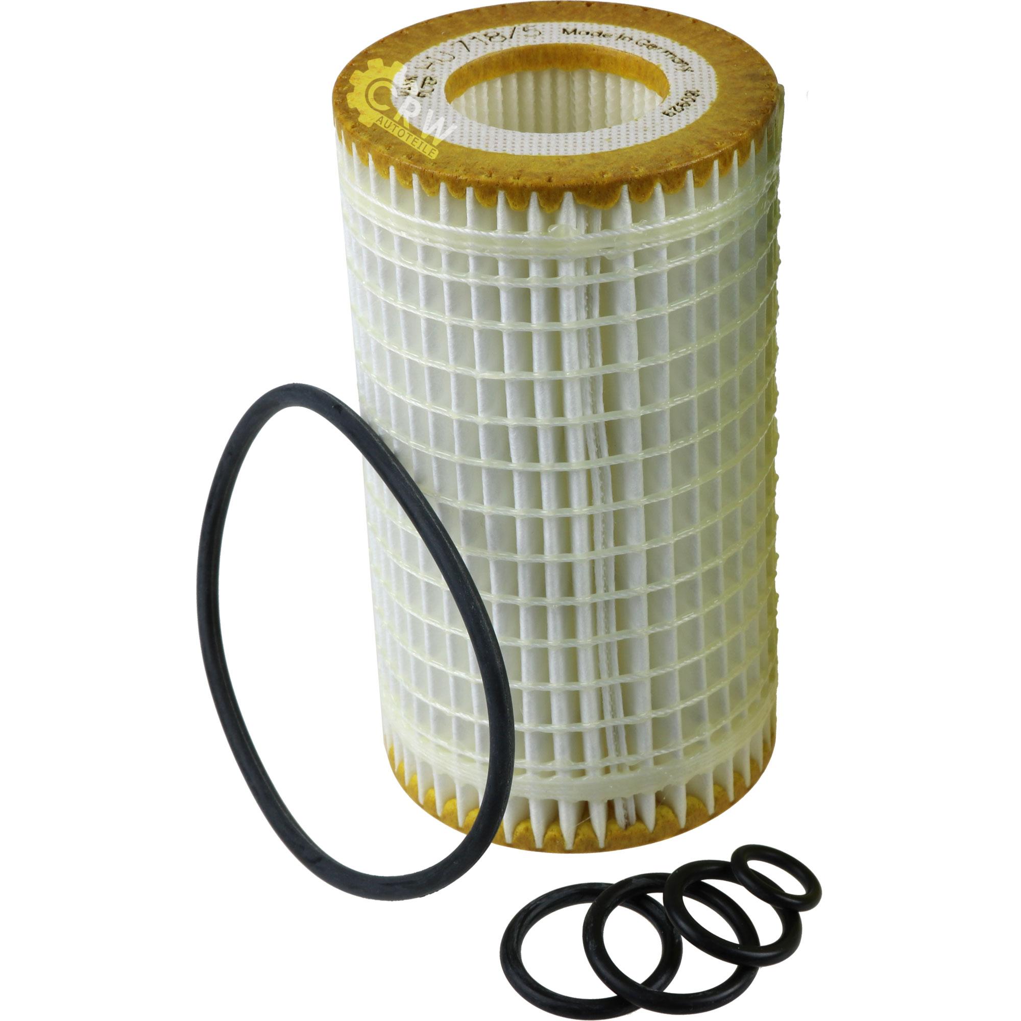 Inspektionspaket-10L-Mercedes-Ol-229-51-5W30-MANN-Luftfilter-Olfilter-11134262 Indexbild 7