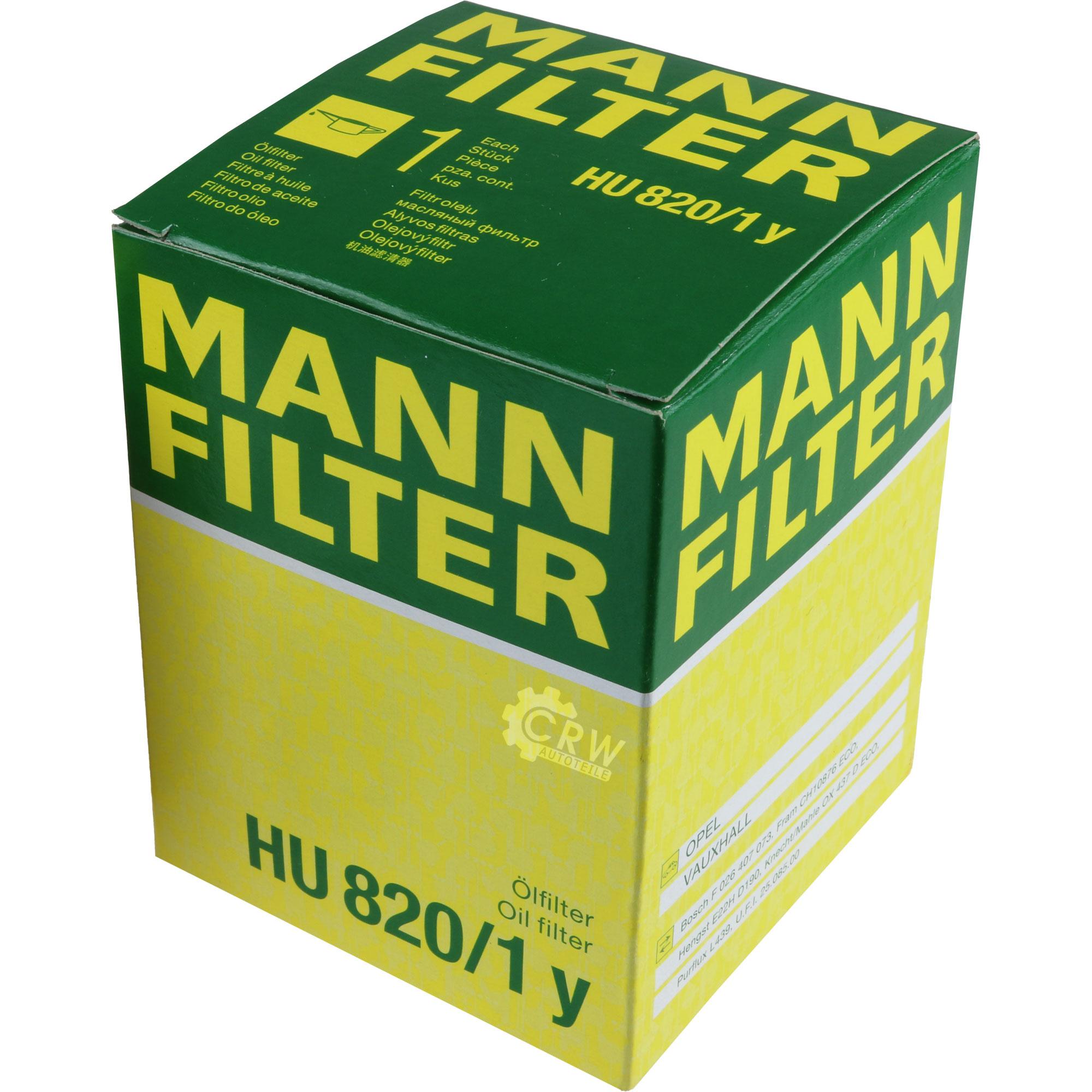 MANNOL-6L-Extreme-5W-40-Motor-Ol-MANN-FILTER-Opel-Astra-Sports-Tourer-J-1-7-CDTi