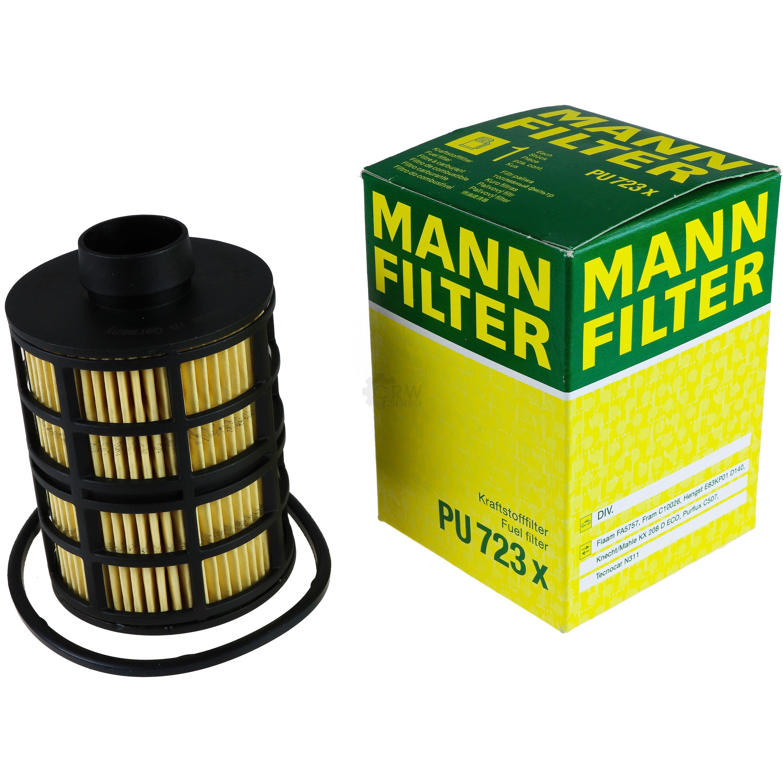 PU 723 x Kraftstofffilter NEU MANN-FILTER