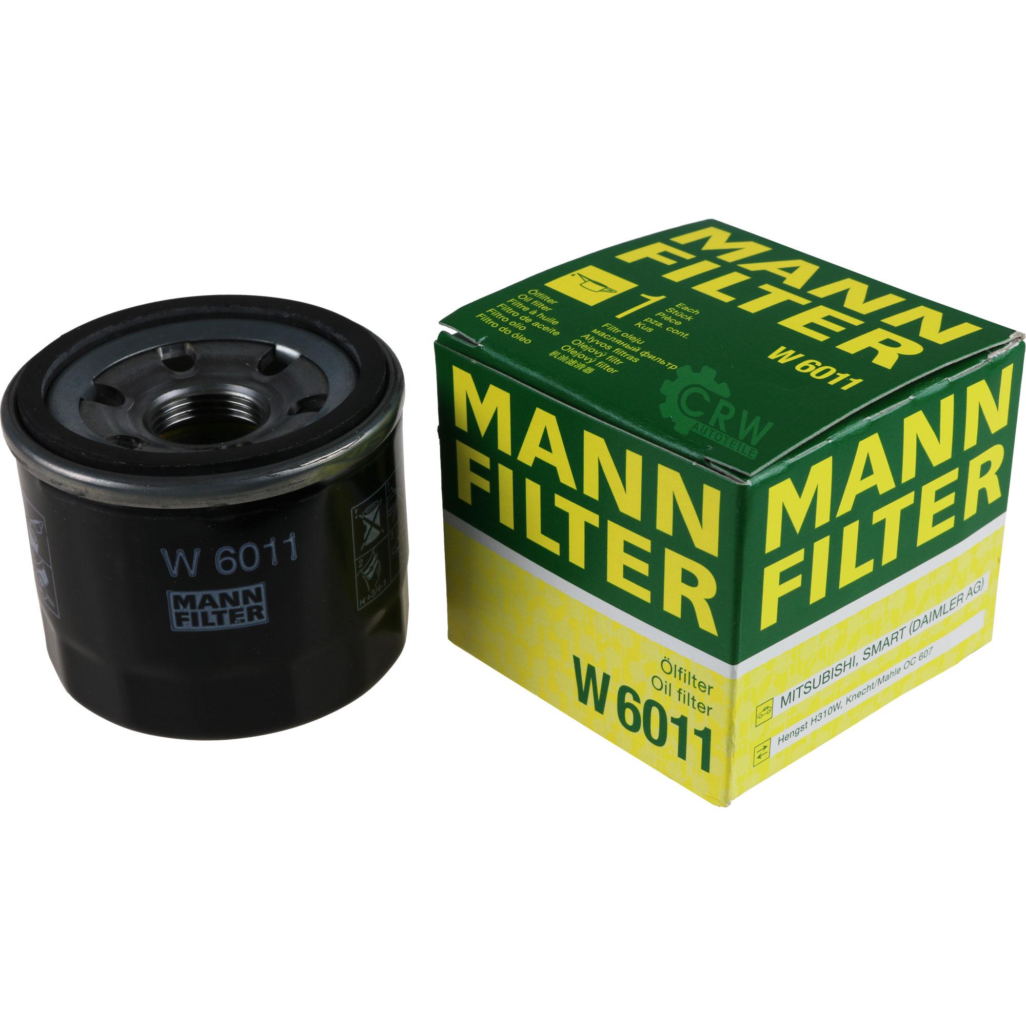 5L-Inspektionspaket-Mercedes-229-51-Motoroel-5W-30-MANN-Olfilter-11124948 Indexbild 3