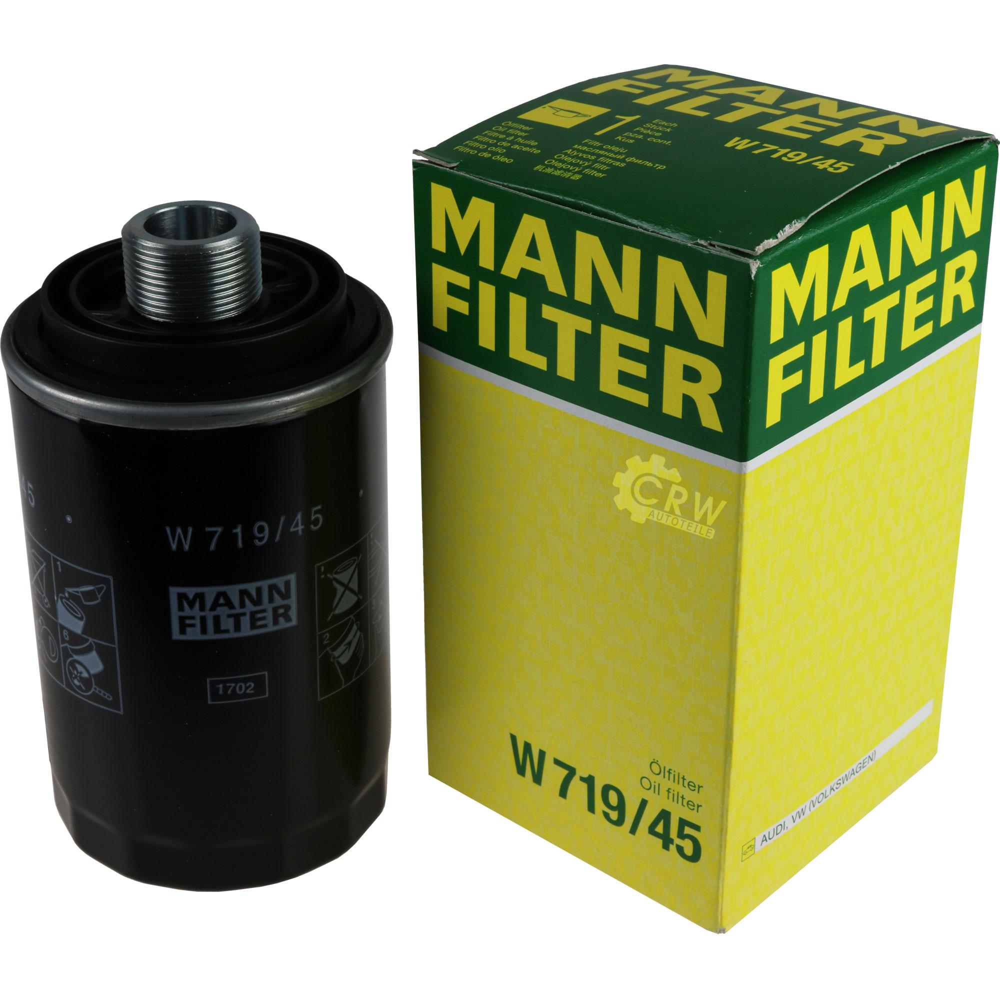 MANNOL-5-l-energy-premium-5w-30-Mann-Filter-skoda-superb-3t4-1-8-ETI-4x4 miniatura 5