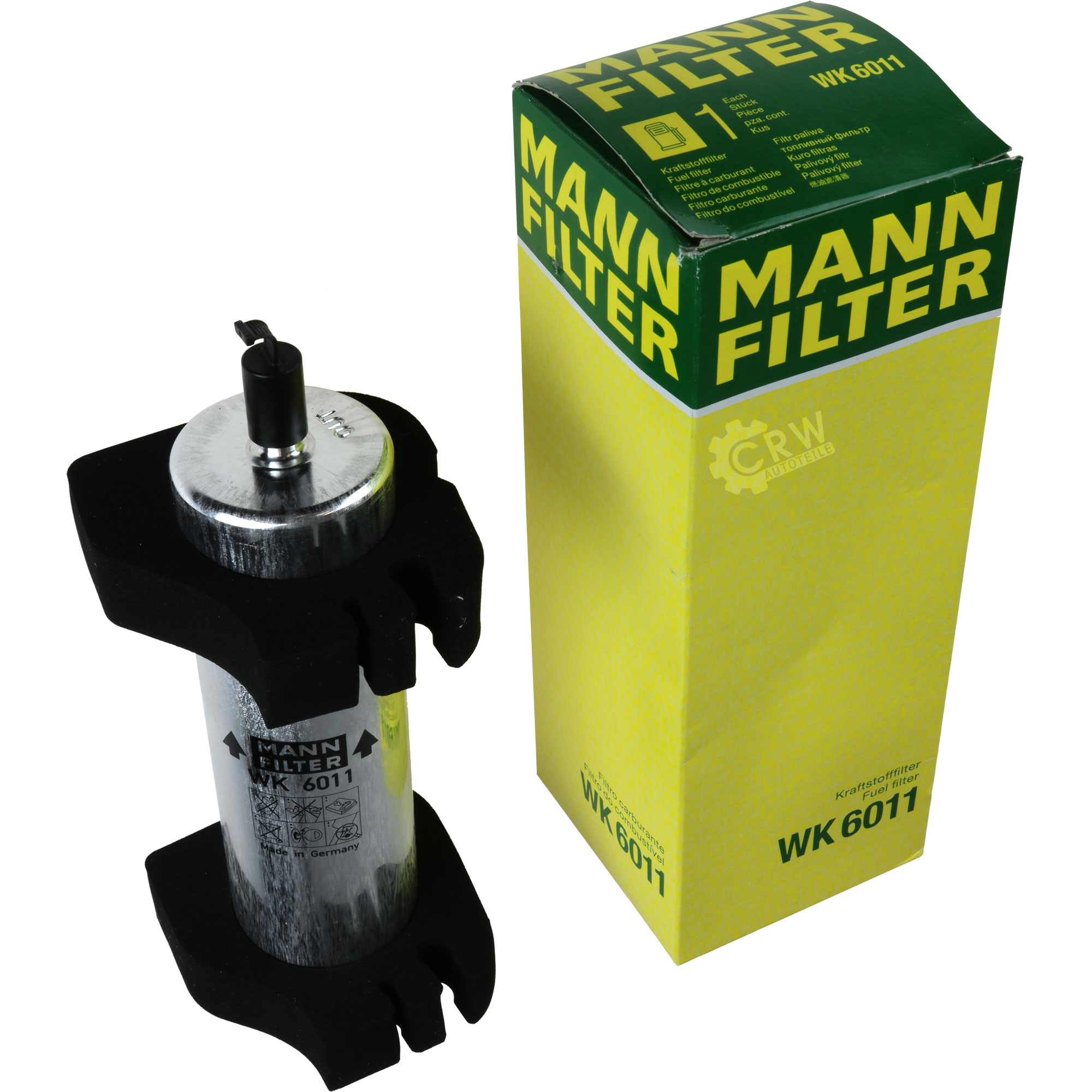 Mann Filter WK 6011 Filtro combustible