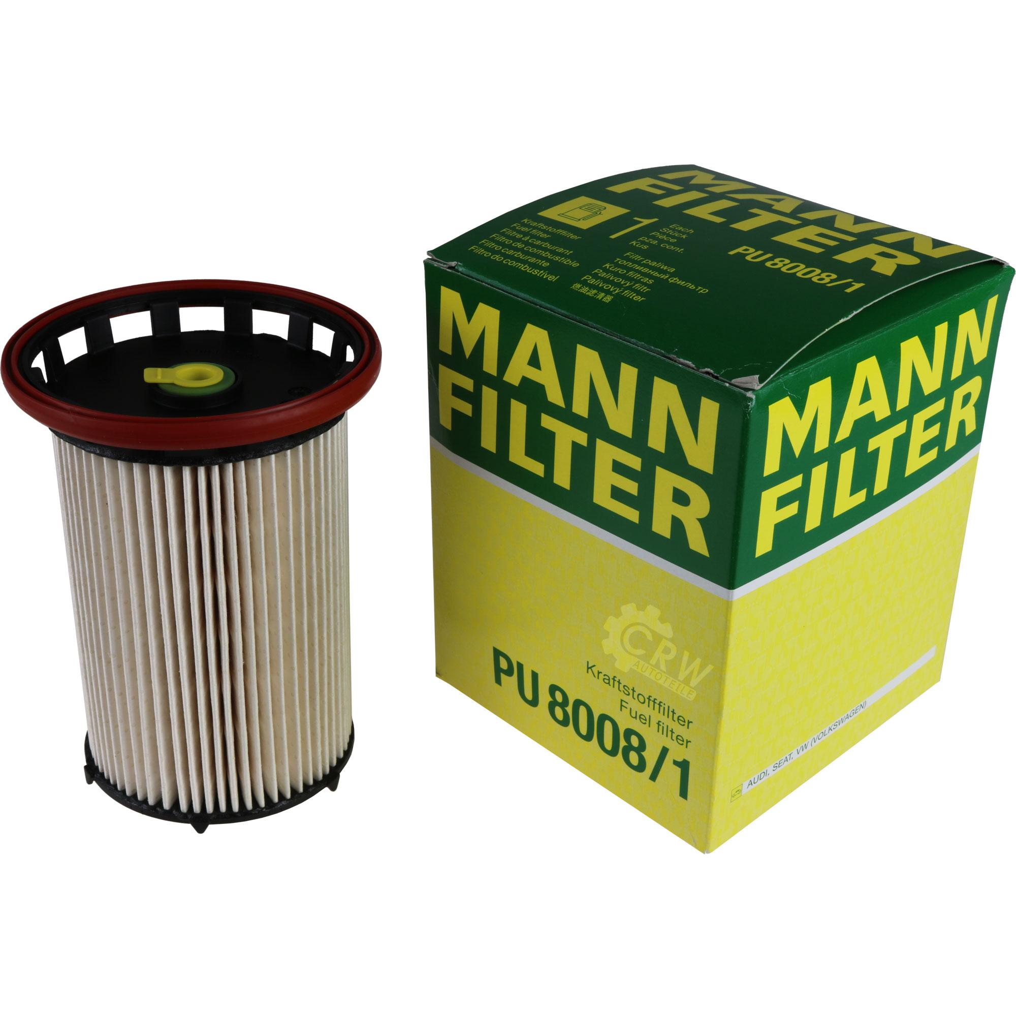 Vw passat 3C5 2.0 tdi 16V 4 motion genuine borg /& beck filtre carburant
