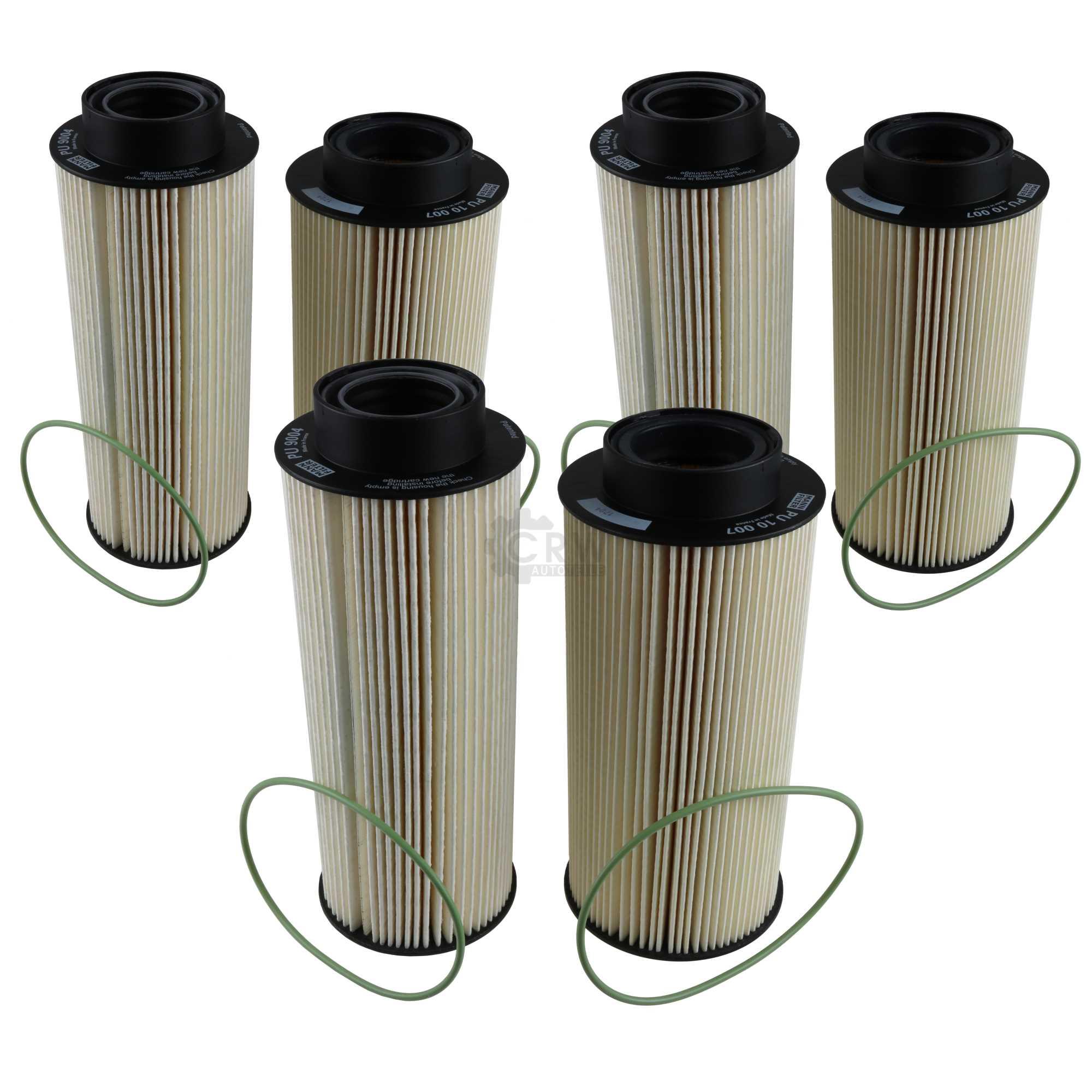 3x genuine mann filter fuel filter pu 10 003 2 x fuel filter ebay