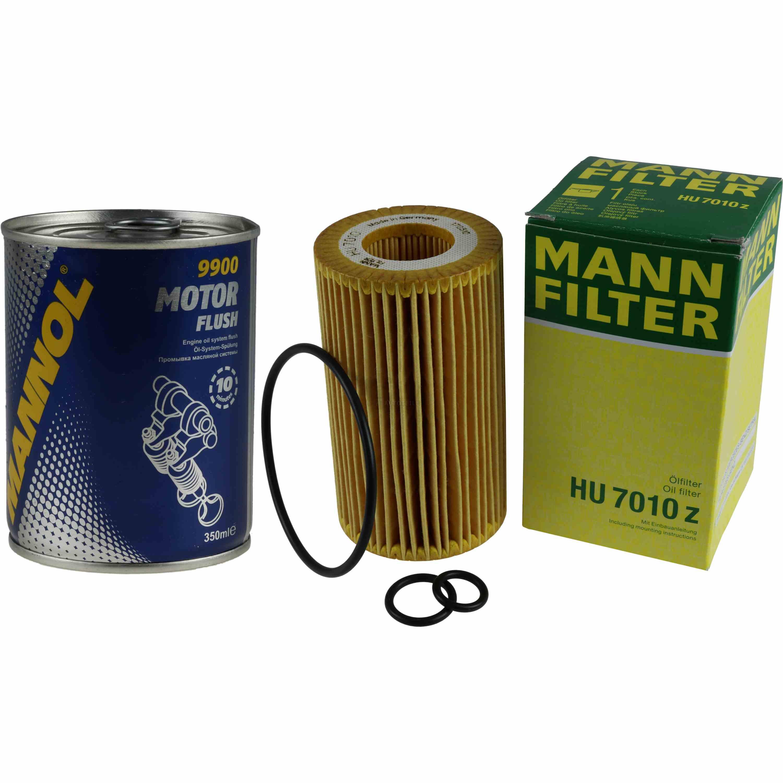Genuine Man Oil Filter Hu 7010 Z Sct Motor Flush Engine Flushing Ebay