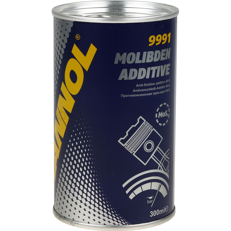 10L-Motoroel-MANNOL-Classic-10W-40-2x-MANNOL-Leak-Stop-ADDITIV-Molibden