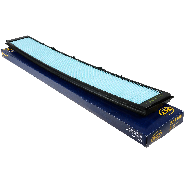 Cambio-de-aceite-set-5l-MANNOL-energy-premium-5w-30-aceite-del-motor-filtro-sct-kit-10140076 miniatura 2