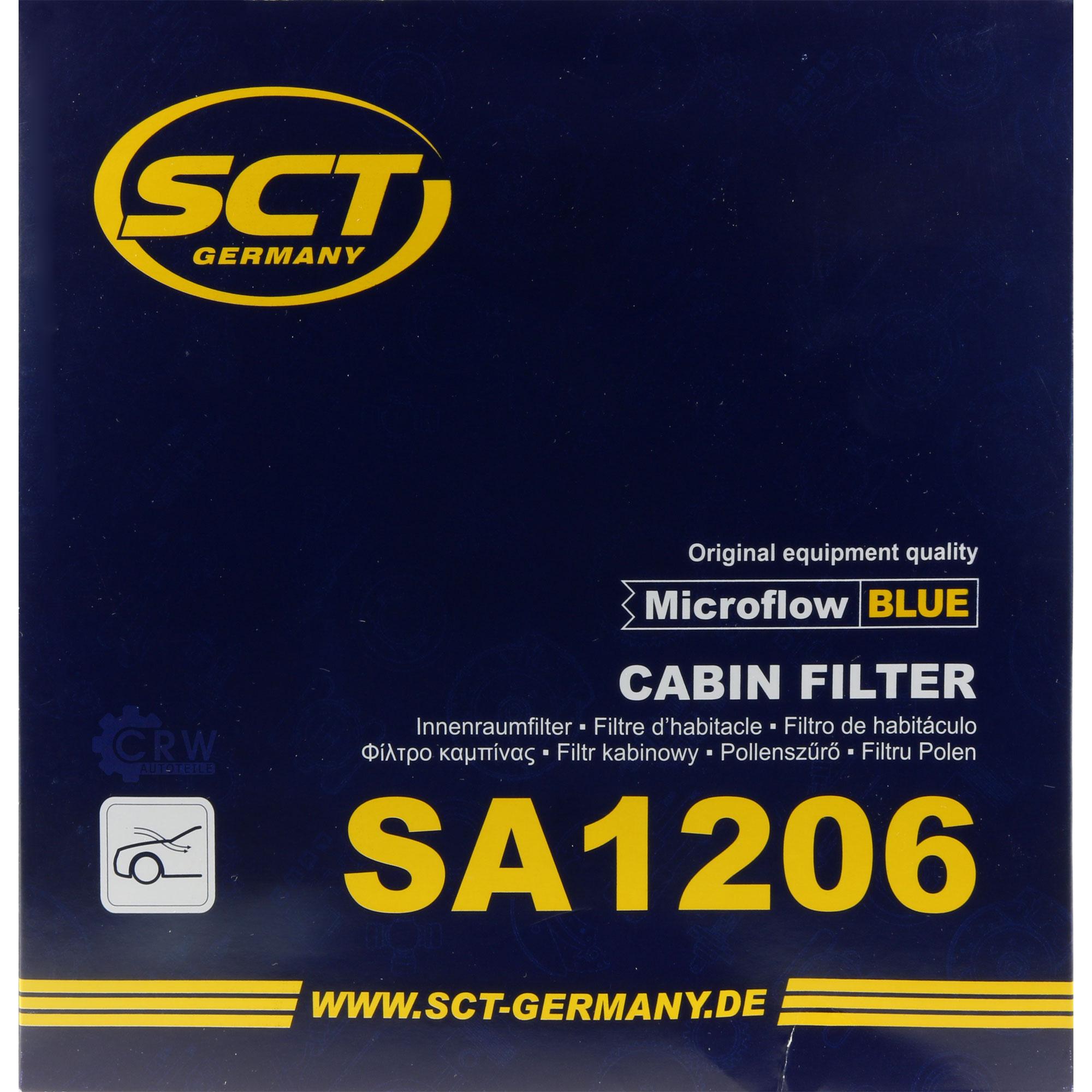 Cambio-de-aceite-set-5l-MANNOL-energy-premium-5w-30-aceite-del-motor-filtro-sct-kit-10138291 miniatura 9