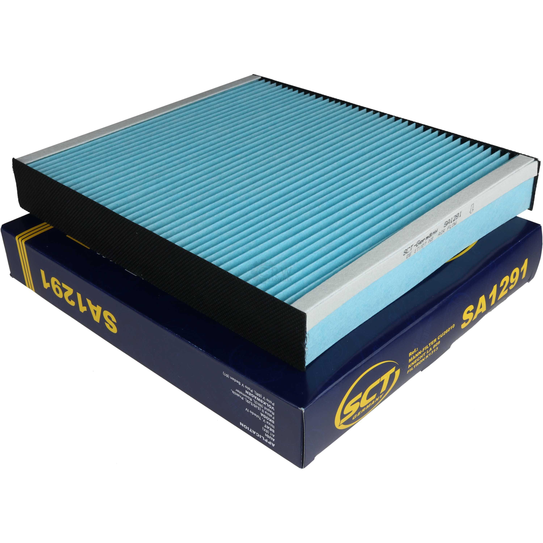 Cambio-de-aceite-set-5l-MANNOL-energy-premium-5w-30-aceite-del-motor-filtro-sct-kit-10138625 miniatura 2