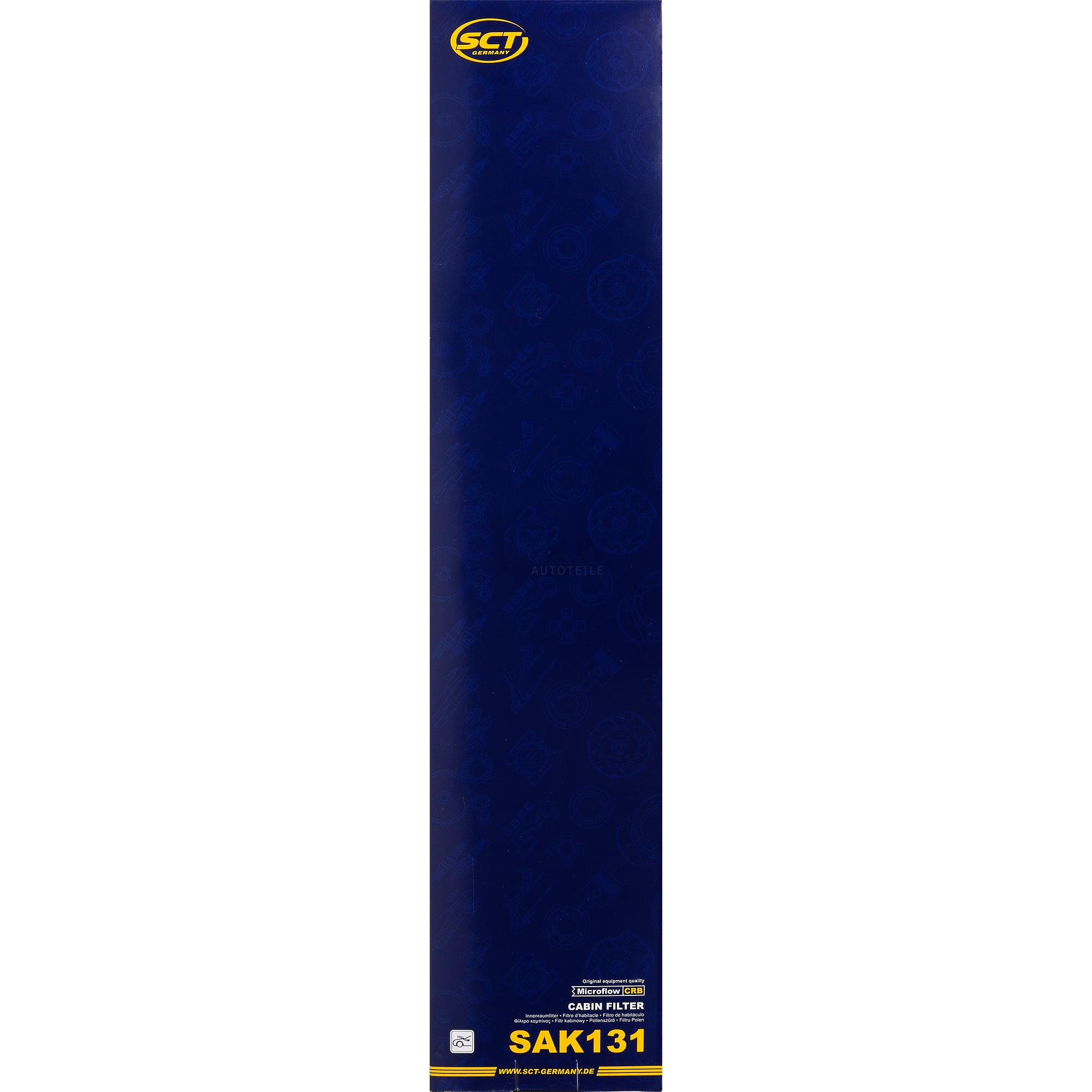 Oil-Change-Set-5L-Mannol-Classic-10w-40-Engine-Oil-Sct-Filter-Kit-10135097
