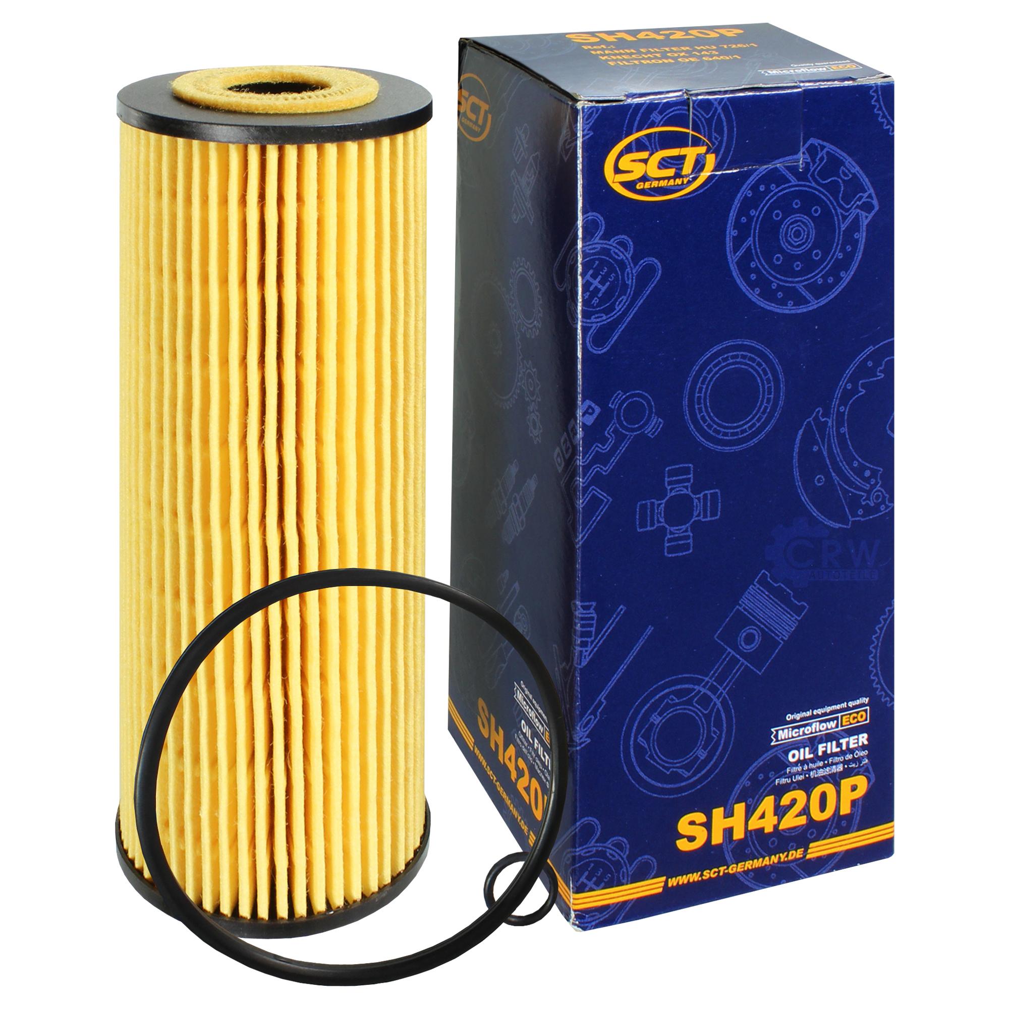 Cambio-de-aceite-set-5l-MANNOL-energy-premium-5w-30-sct-filtro-aceite-Service-10164411 miniatura 2