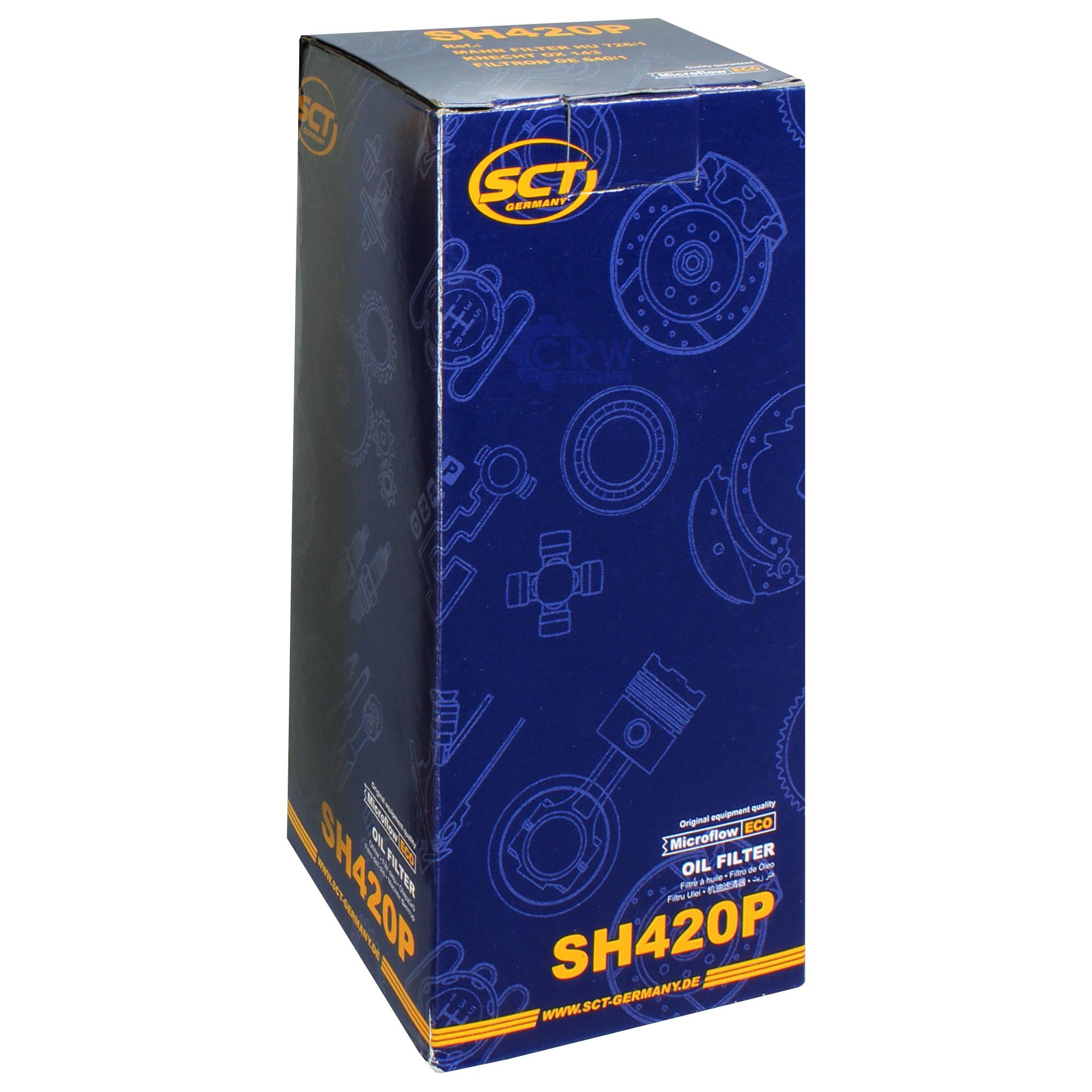Cambio-de-aceite-set-5l-MANNOL-energy-premium-5w-30-sct-filtro-aceite-Service-10164411 miniatura 4
