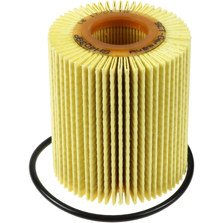 Cambio-de-aceite-set-7l-MANNOL-energy-premium-5w-30-aceite-del-motor-filtro-sct-kit-10196722 miniatura 9