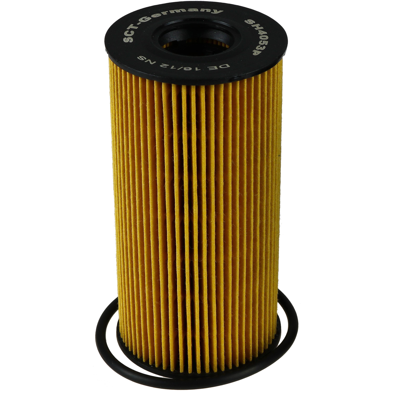 Olwechsel-Set-8L-MANNOL-Extreme-5W-40-Motoroel-SCT-Filter-KIT-10201080 Indexbild 7
