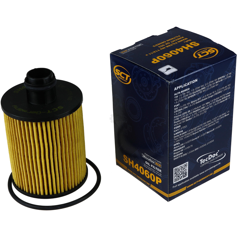 Original SCT –lfilter SH 4060 P Oil Filter