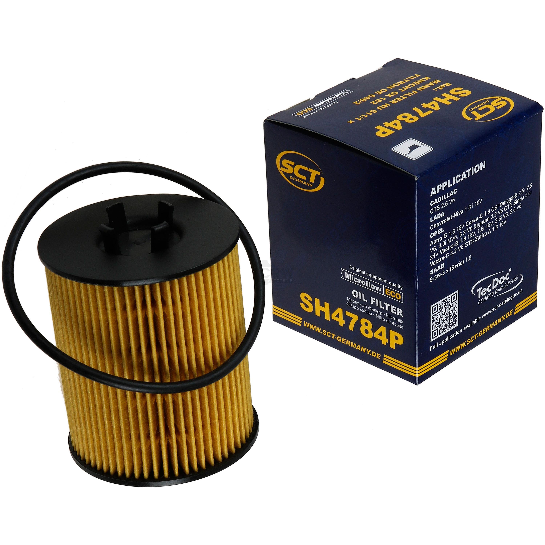 Olwechsel-Set-7L-Original-MANNOL-Classic-10W-40-Motoroel-SCT-Filter-KIT-10198435 Indexbild 2