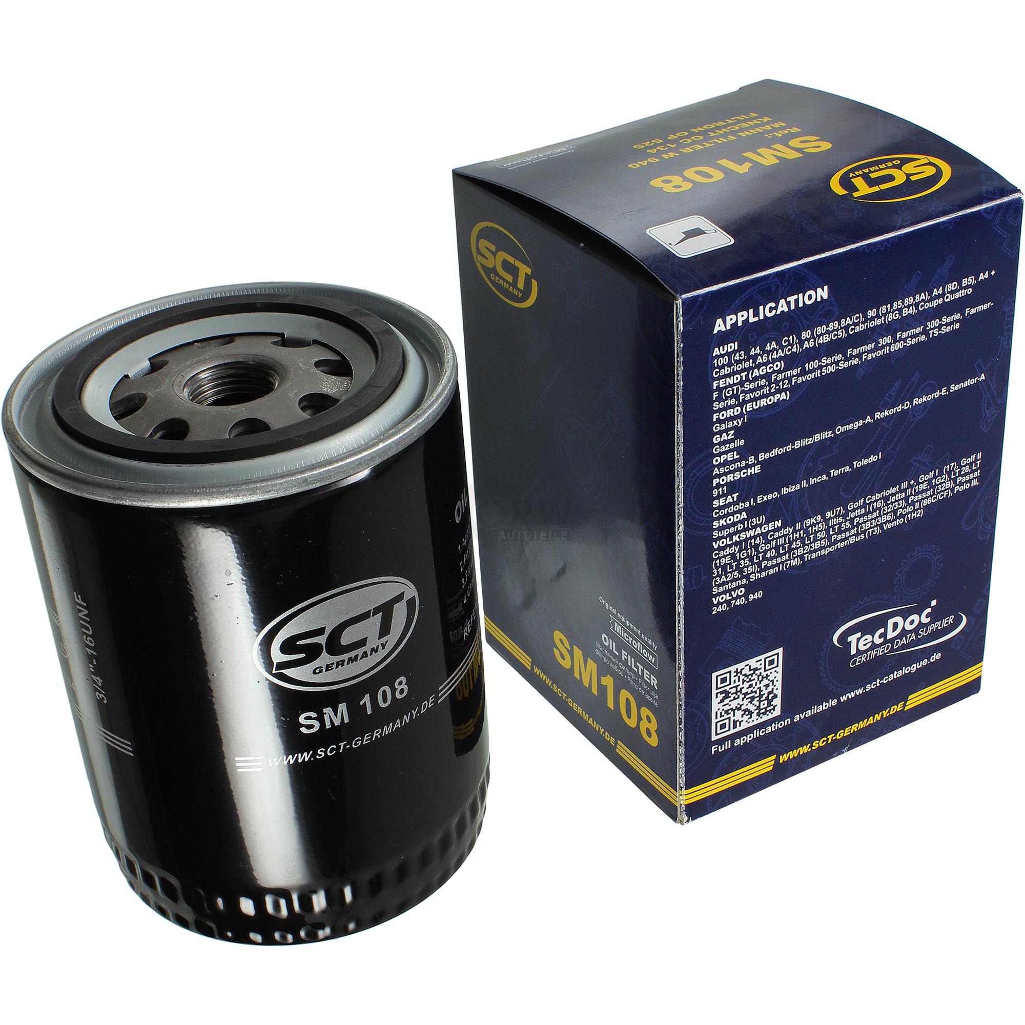 Olwechsel-Set-5L-MANNOL-Energy-Premium-5W-30-SCT-Olfilter-Service-10164344 Indexbild 2