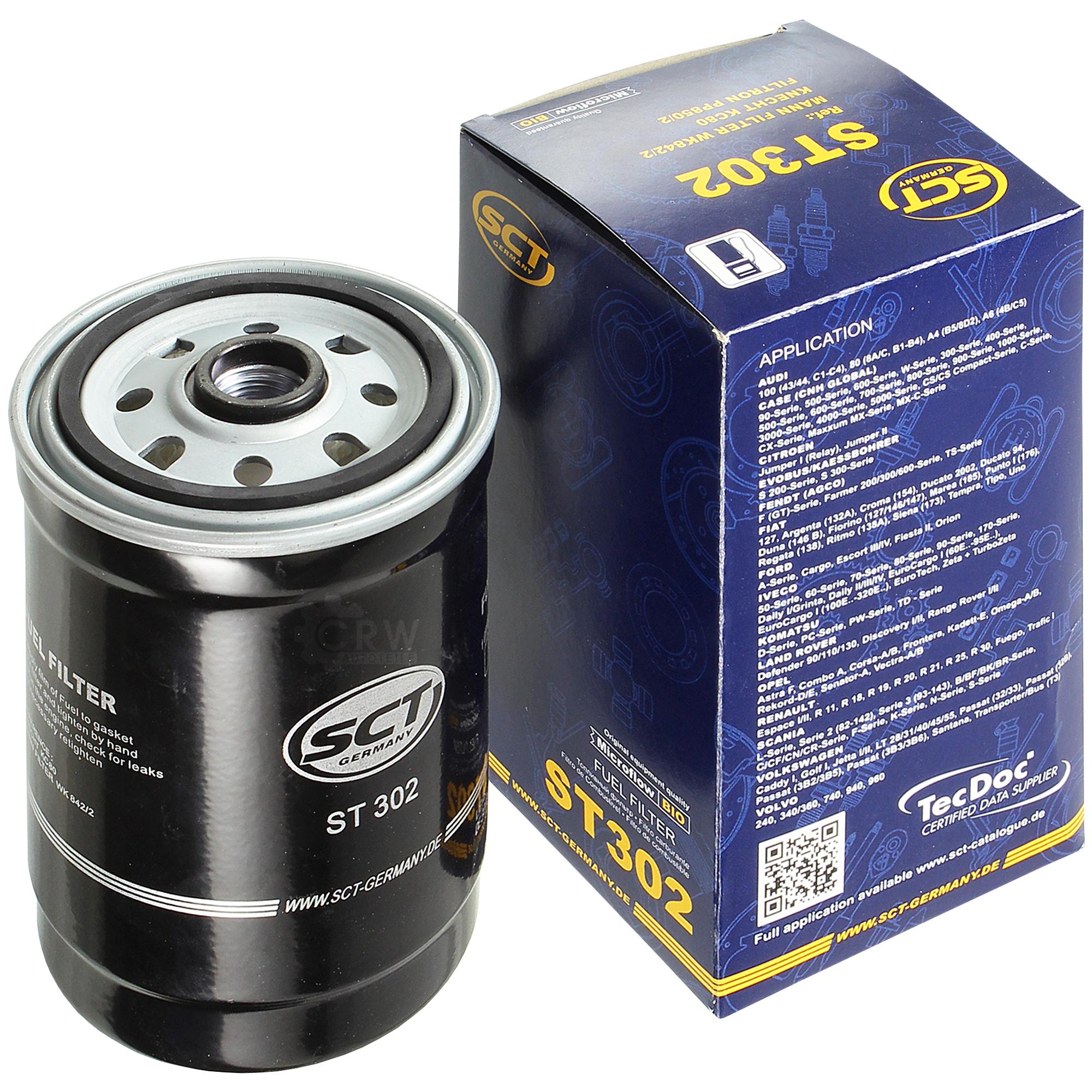 Olwechsel-Set-5L-MANNOL-Classic-10W-40-Motoroel-SCT-Filter-KIT-10133991
