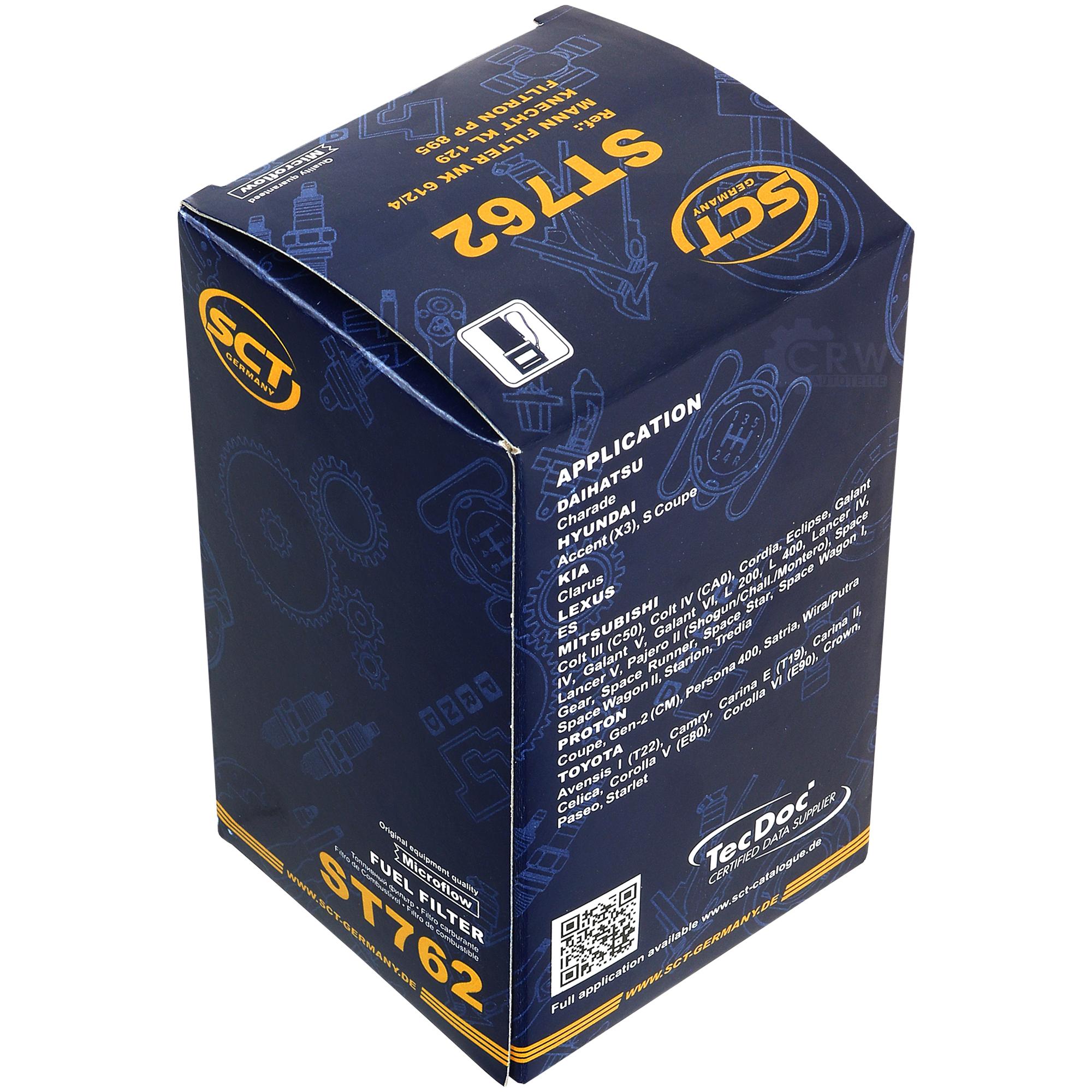 Sct Filter Paket Daihatsu Charade Iii G100 G101 G102 10 13i Gti Galant Fuel Die In Diesem Angebot Abgebildeten Artikel Sind Grundstzlich Keine Originalteile Es Sein Denn Sie Als Solche Ausdrcklich Gekennzeichnet