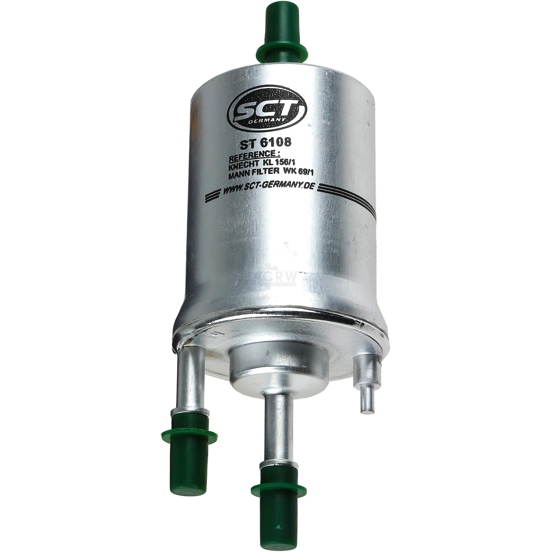Cambio-de-aceite-set-5l-MANNOL-energy-premium-5w-30-aceite-del-motor-filtro-sct-kit-10139208 miniatura 7
