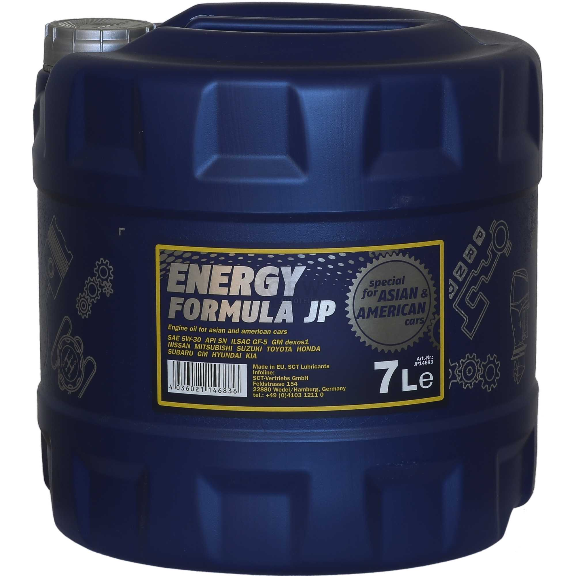 Aceite-del-motor-aceite-5w40-10w40-15w40-5w30-10w60-1l-4l-5l-7l-10l-20l miniatura 46