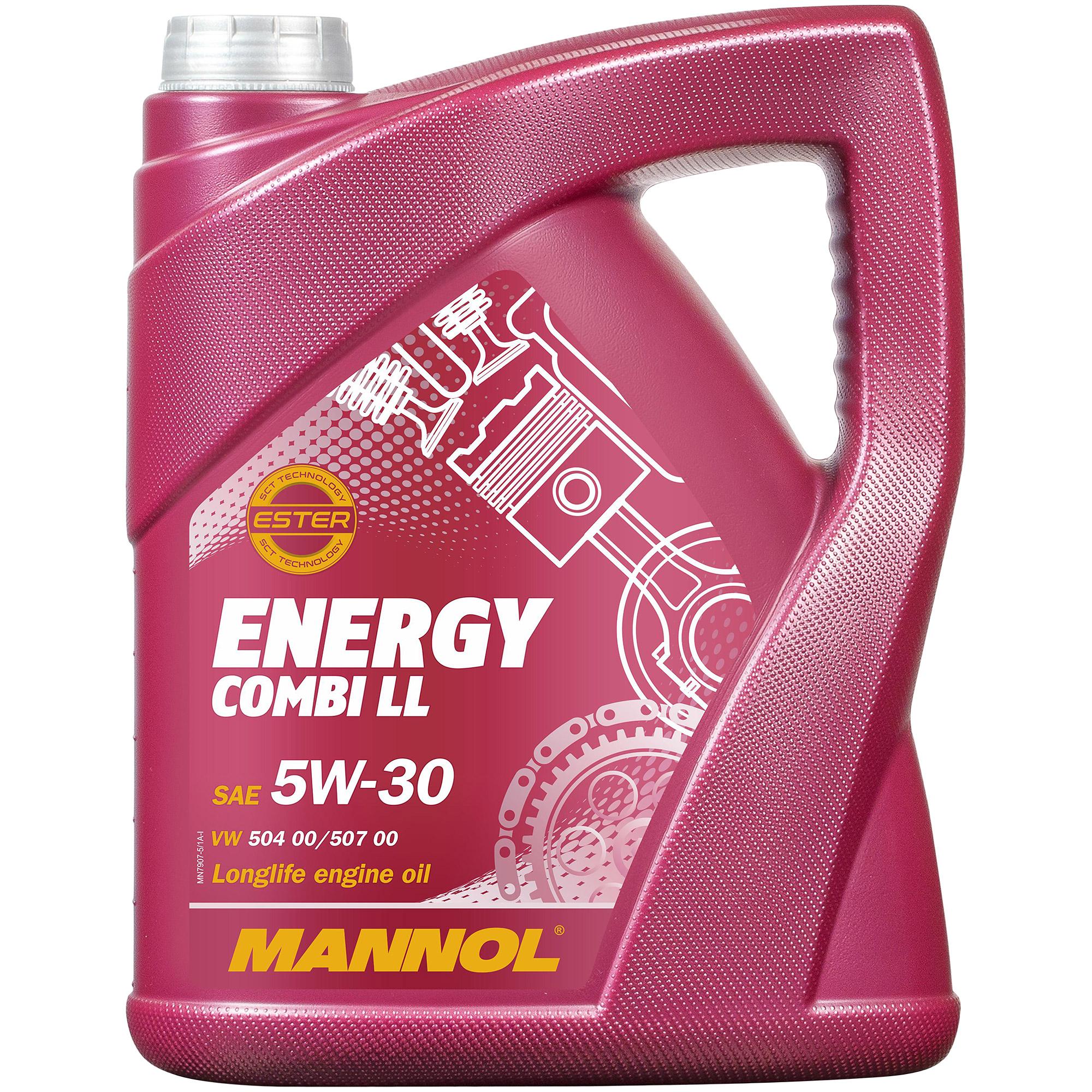 5L-Motoroel-MANNOL-5W-40-10W-40-15W-40-5W-30-Motorspuelung-Motor-Flush-Reiniger Indexbild 21
