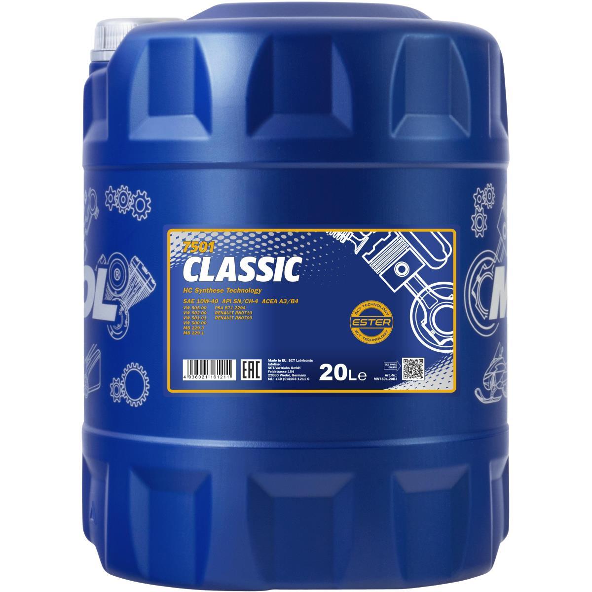 Aceite-del-motor-aceite-5w40-10w40-15w40-5w30-10w60-1l-4l-5l-7l-10l-20l miniatura 7