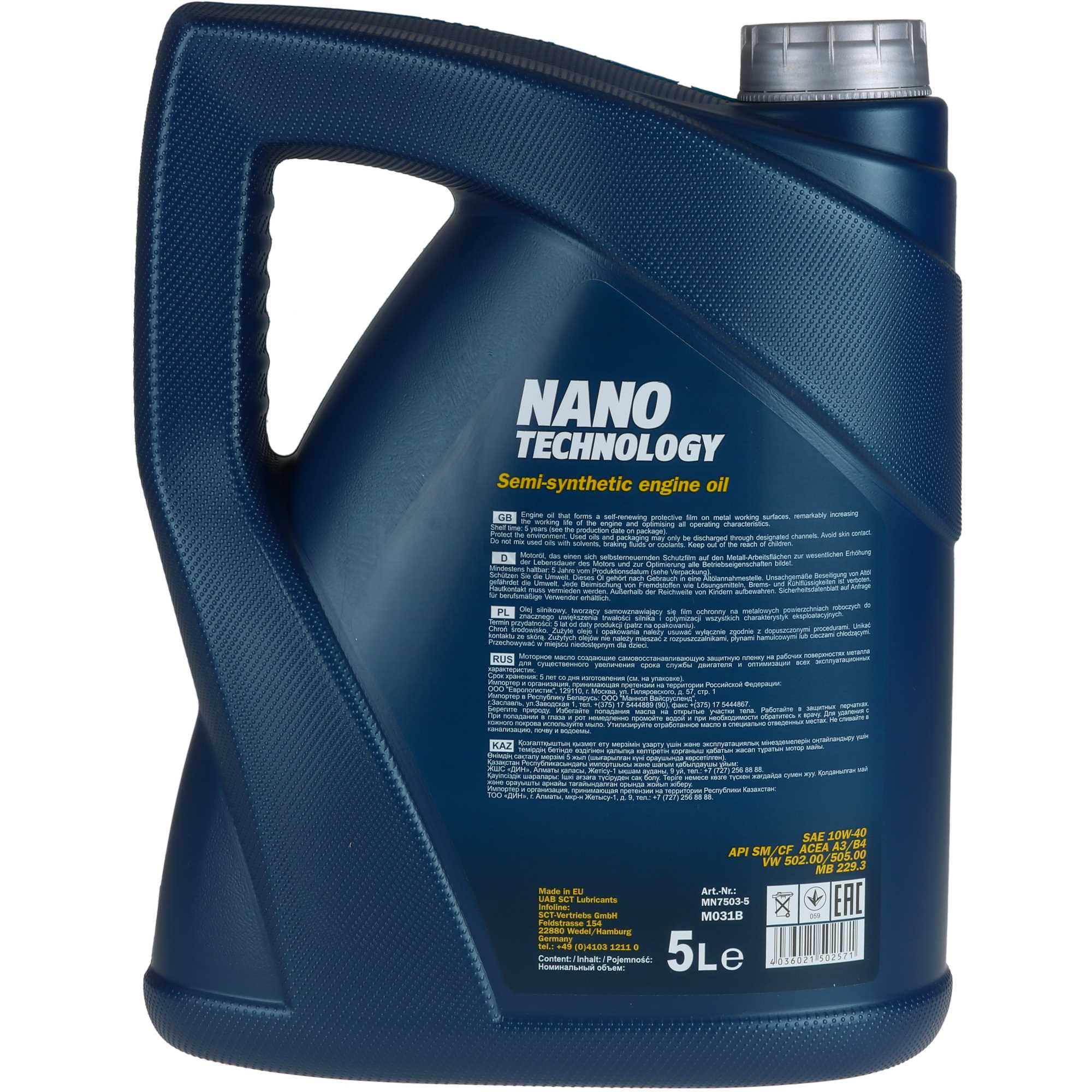 Aceite-del-motor-aceite-5w40-10w40-15w40-5w30-10w60-1l-4l-5l-7l-10l-20l miniatura 62
